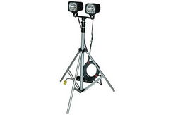 Tripod Mounted HID Light Towers