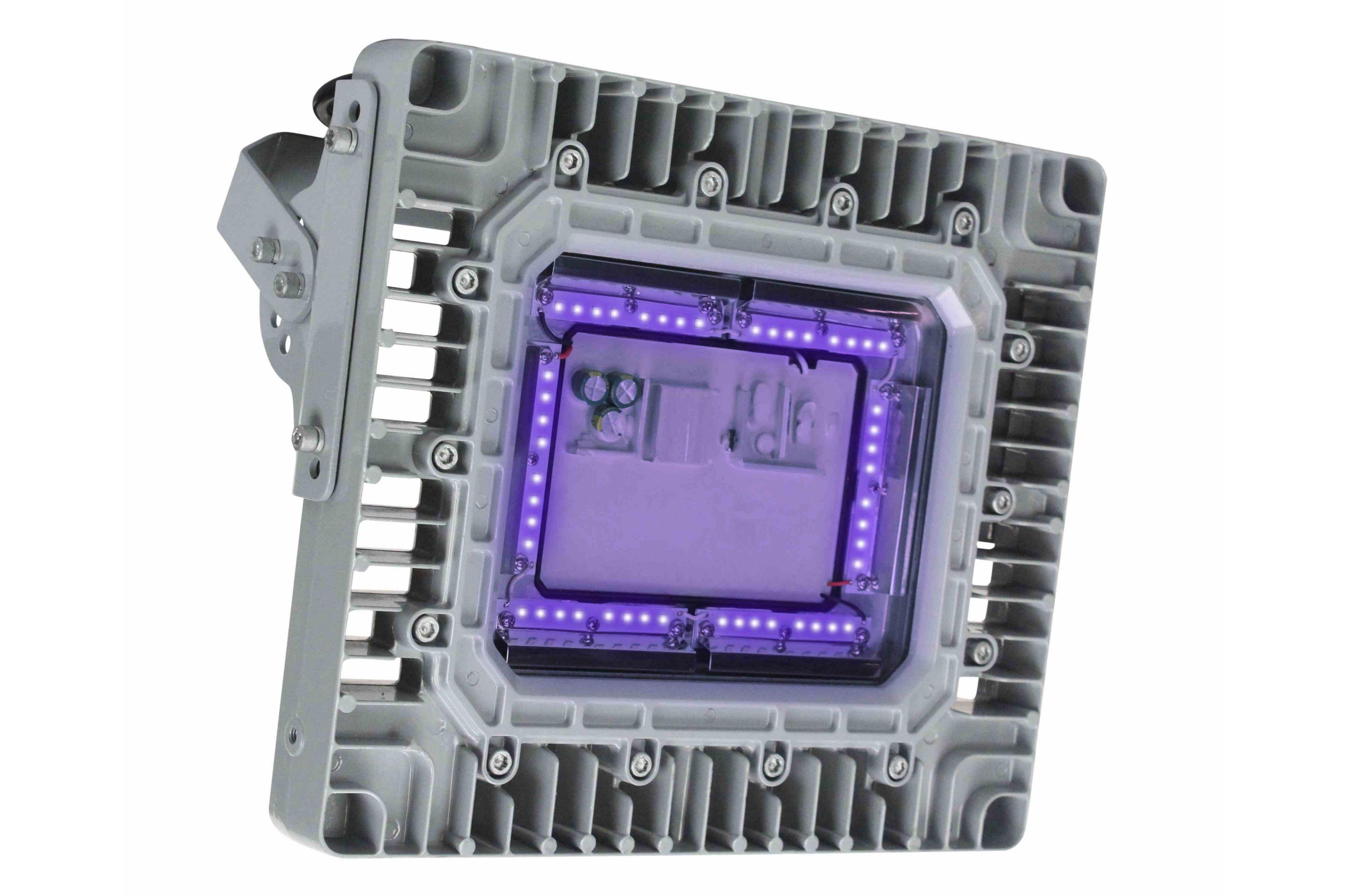 Industrial 100 Watt Ultraviolet Led Light Fixture Paint Spray Boost Driver For Hb Leds Hi Res Image 1 Main