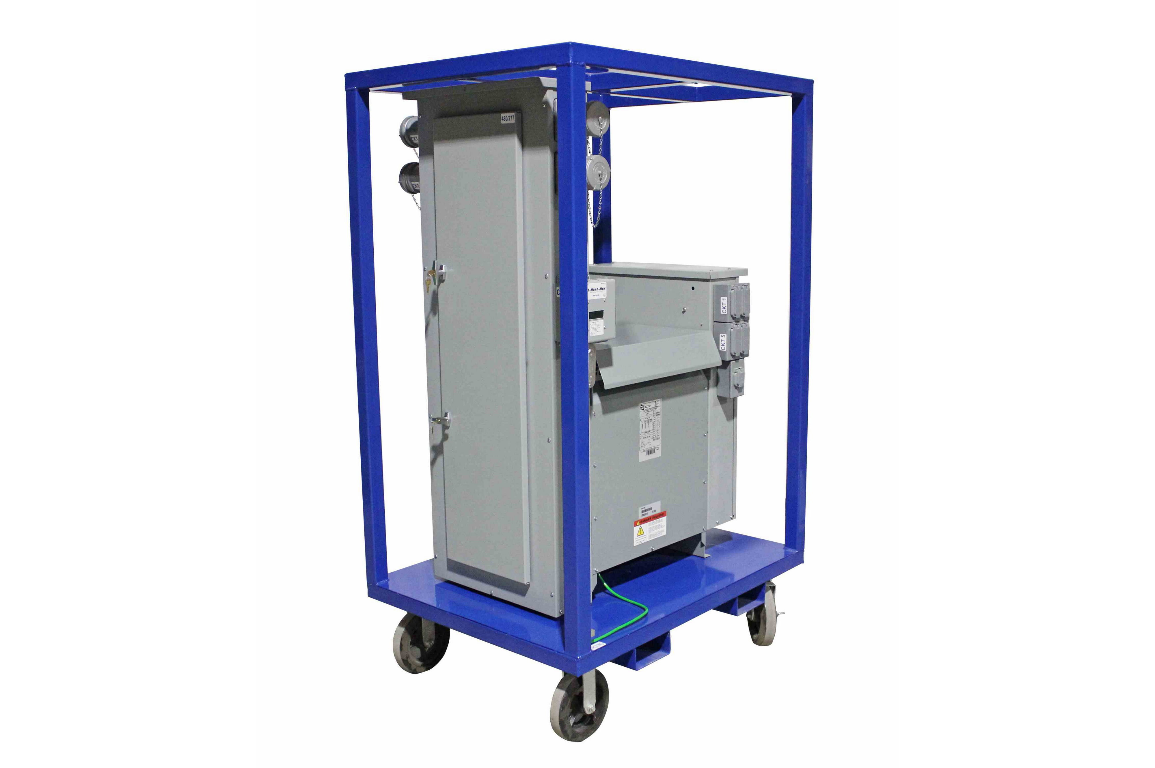 Larson Electronics - 75kva Power Distribution System