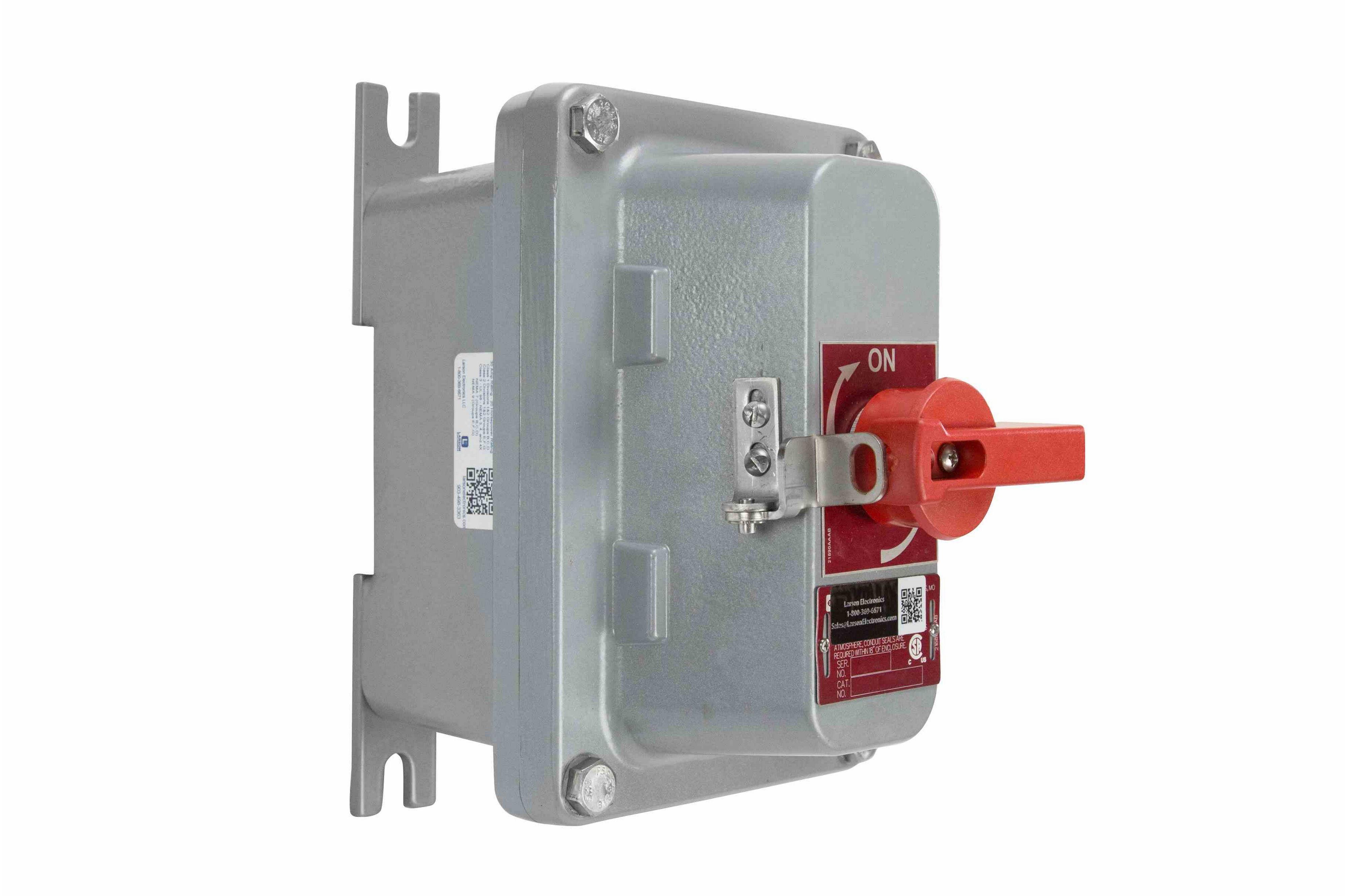 Explosion Proof Magnetic Motor Starter C1d1 C2d1 Double Push 12 Volt Halogen Lamp Soft Circuit Hi Res Image 1