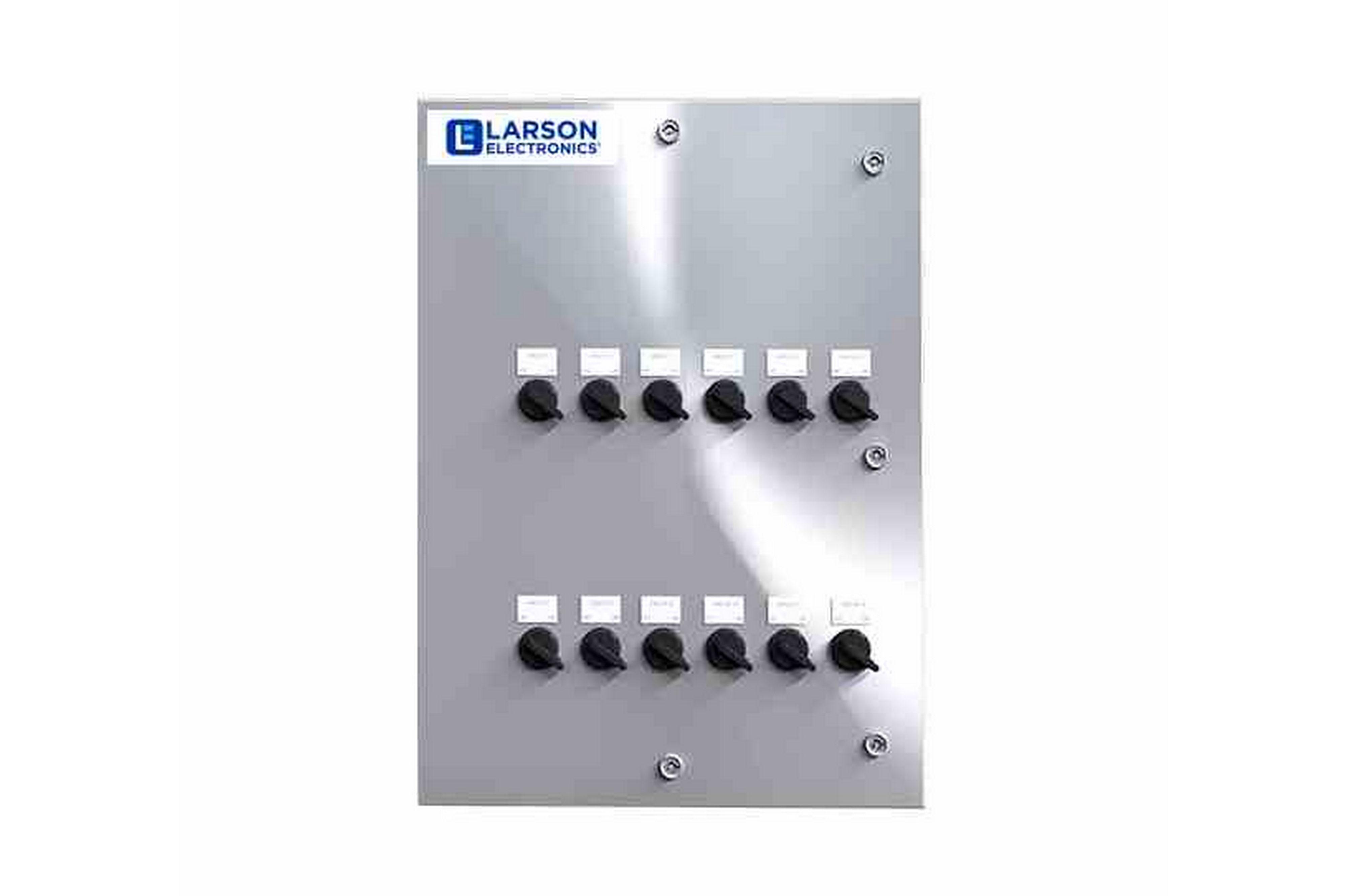 Larson Electronics C1d2 Explosion Proof Circuit Breaker