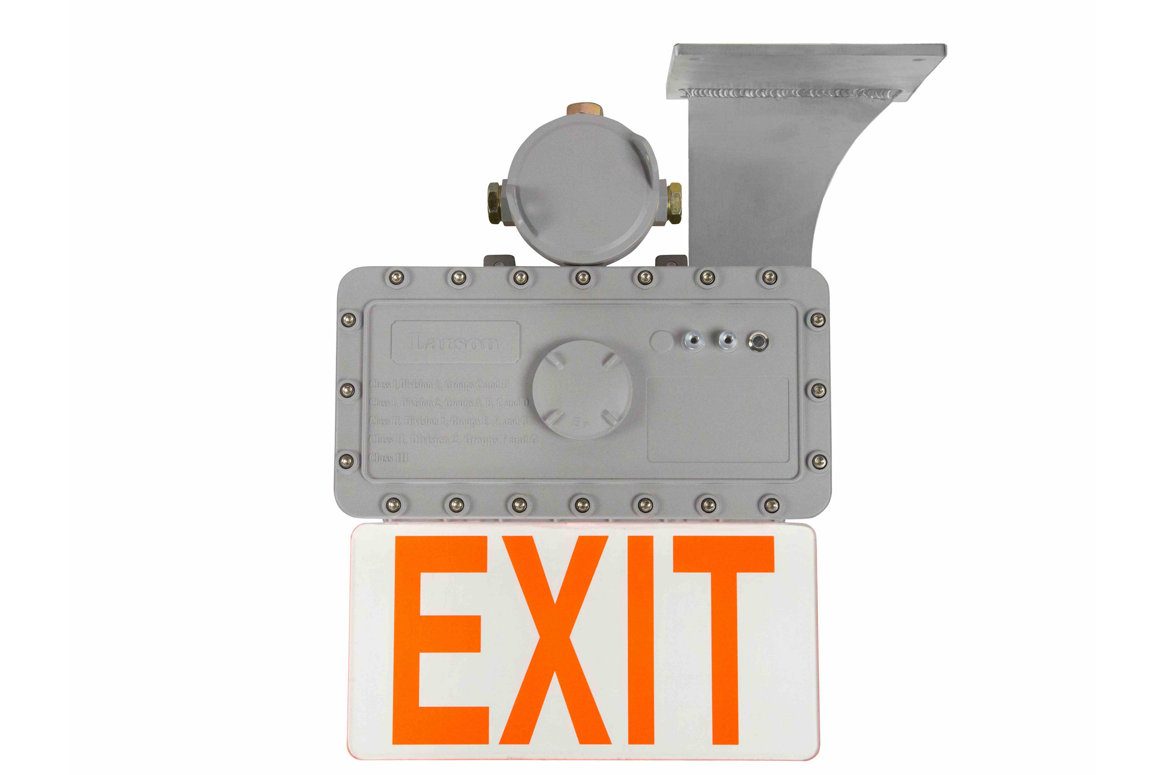 Explosion Proof Exit Sign