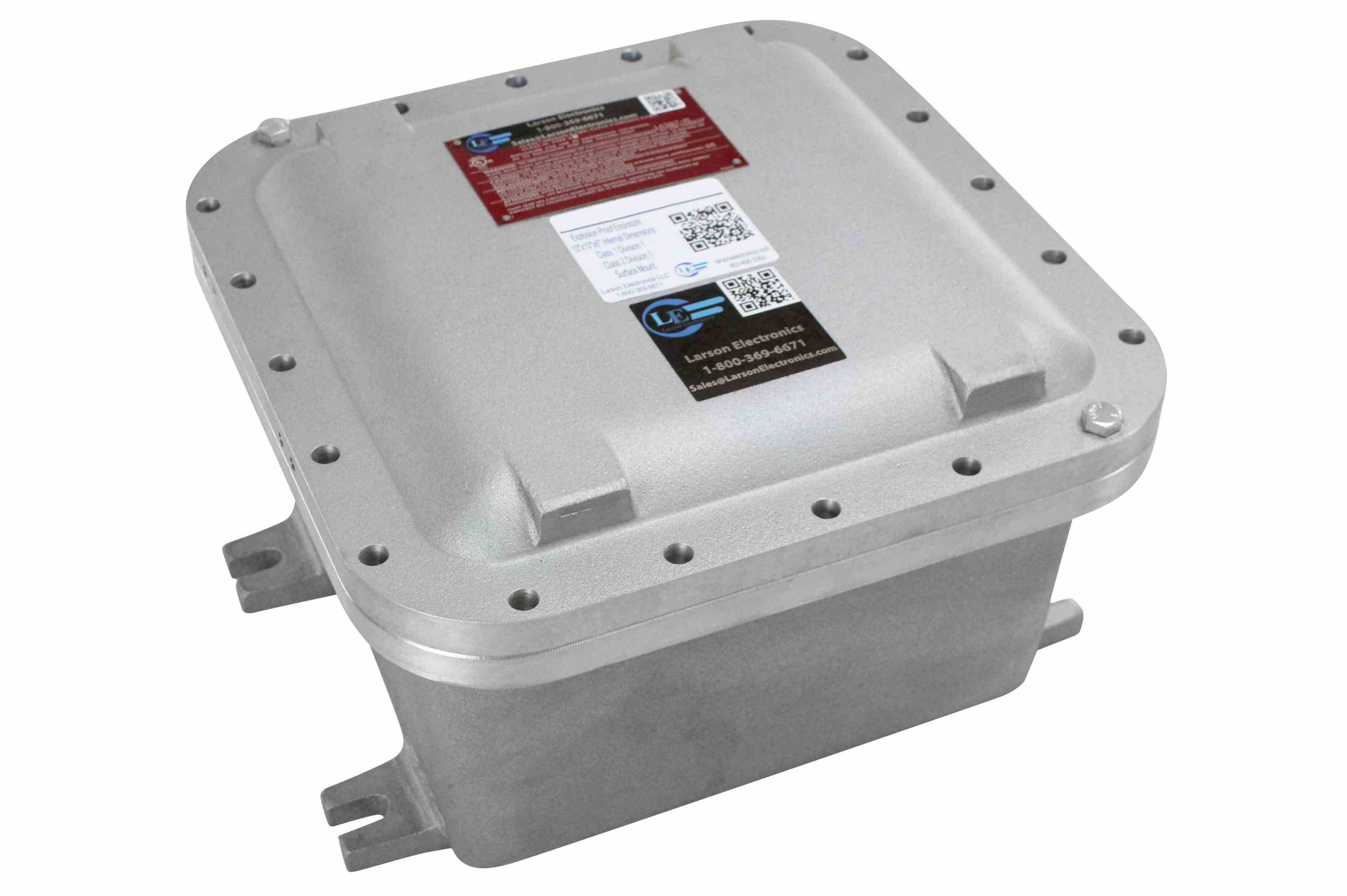 Explosion Proof Battery Charger