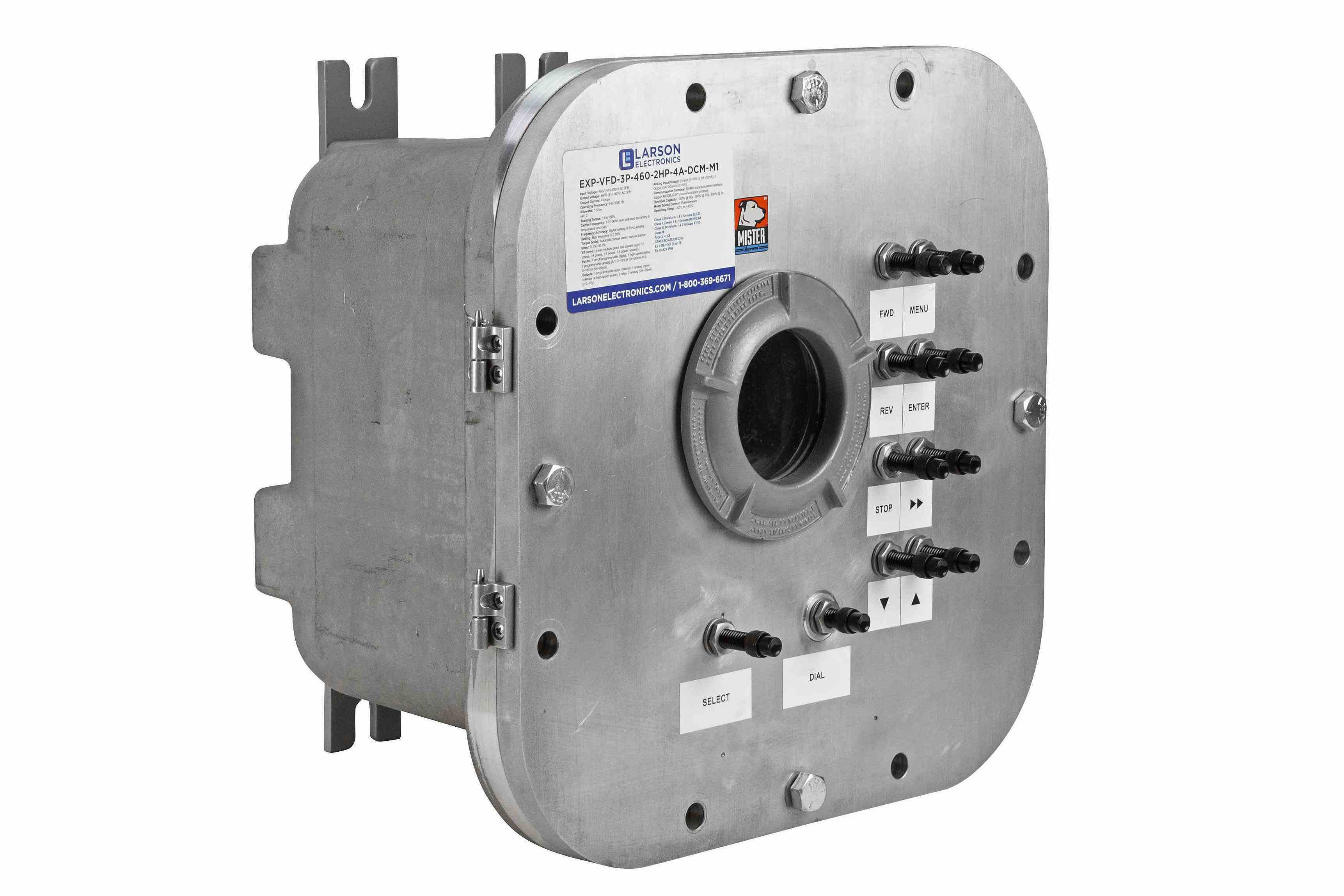 2HP Explosion Proof Variable Frequency Device