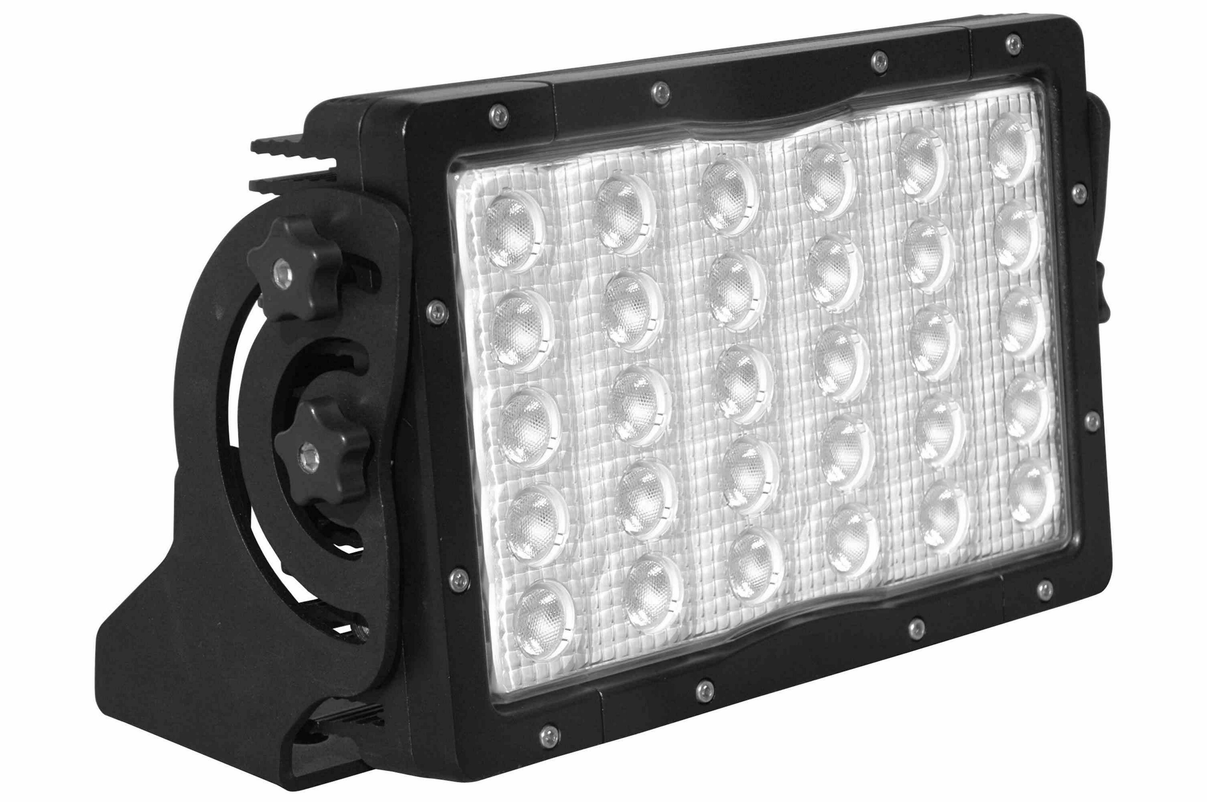 marine grade 150 watt led flood light 10 32 volts dc 14 790 lumens 12 amp draw larson. Black Bedroom Furniture Sets. Home Design Ideas