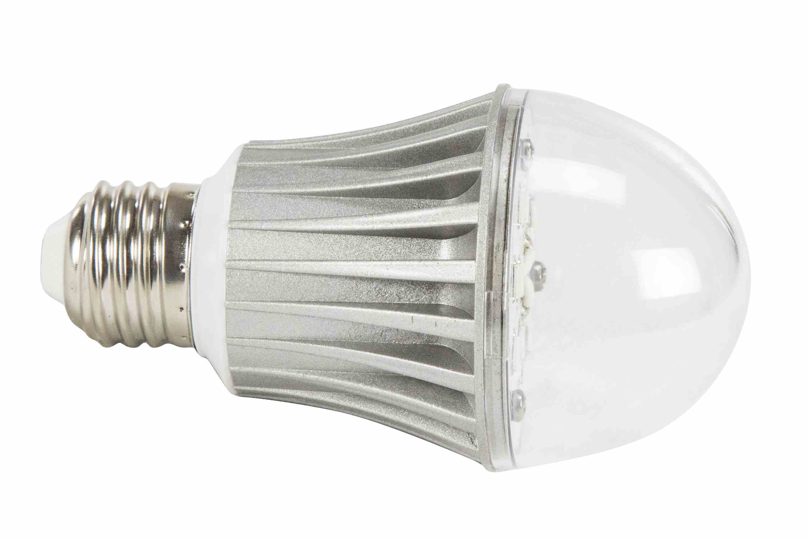 Colored Led Light Bulb 7 Watt Led A19 Style Replacement