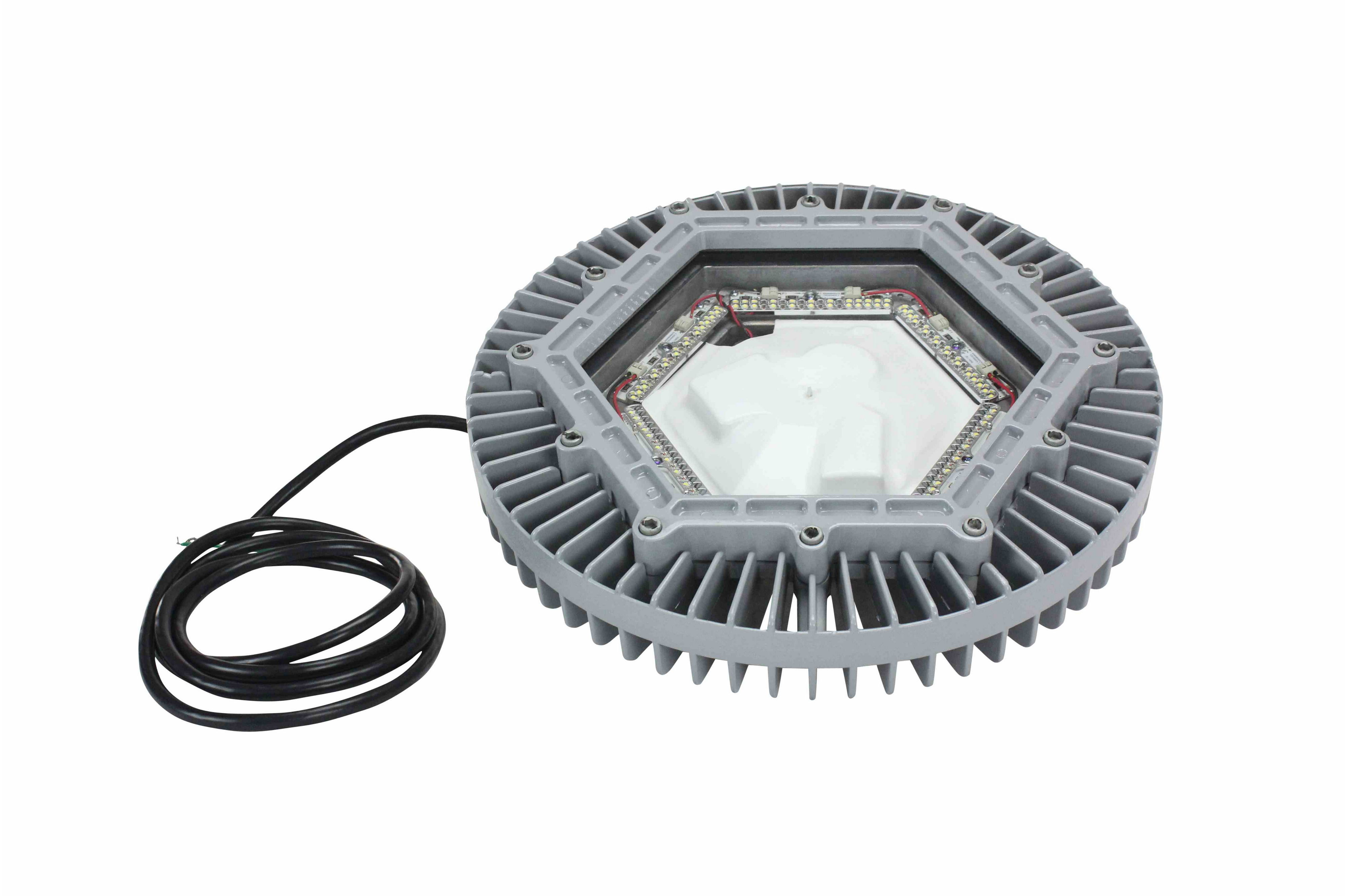150w Explosion Proof High Bay Led Emergency Light Fixture