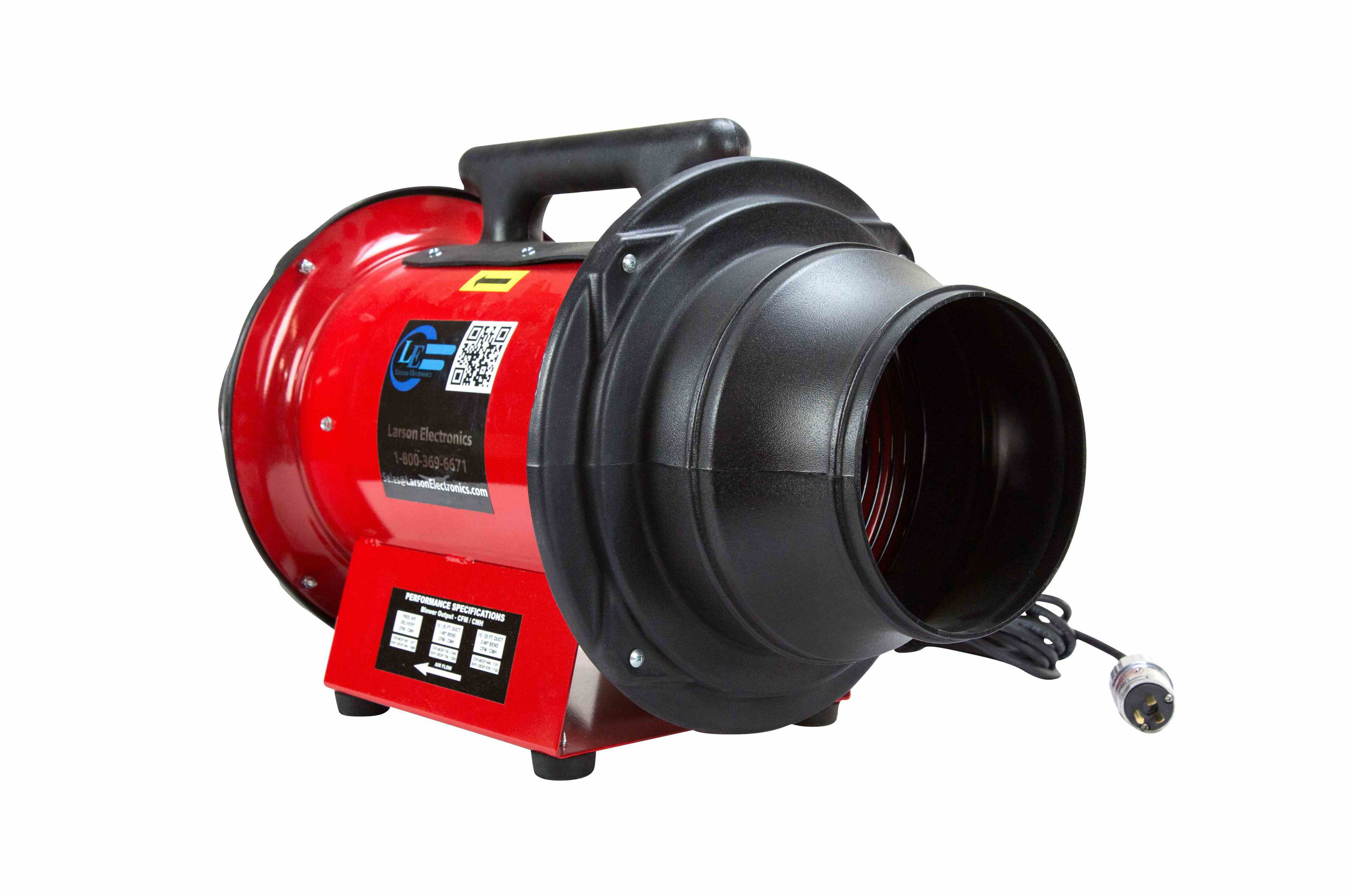 Explosion Proof Blowers : Explosion proof electric fan blower c d hp engine