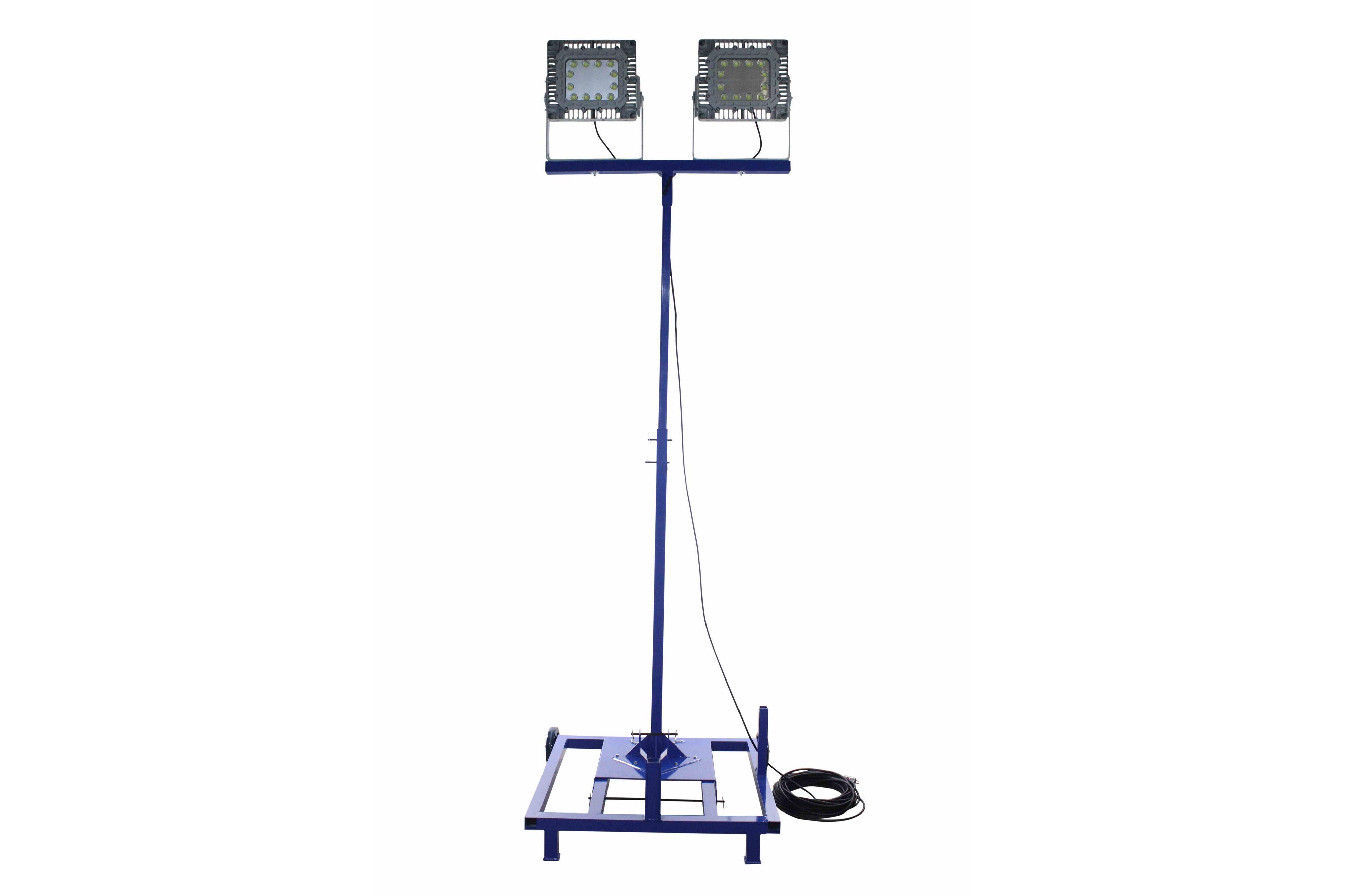 rental  300w hazardous location extendible led light
