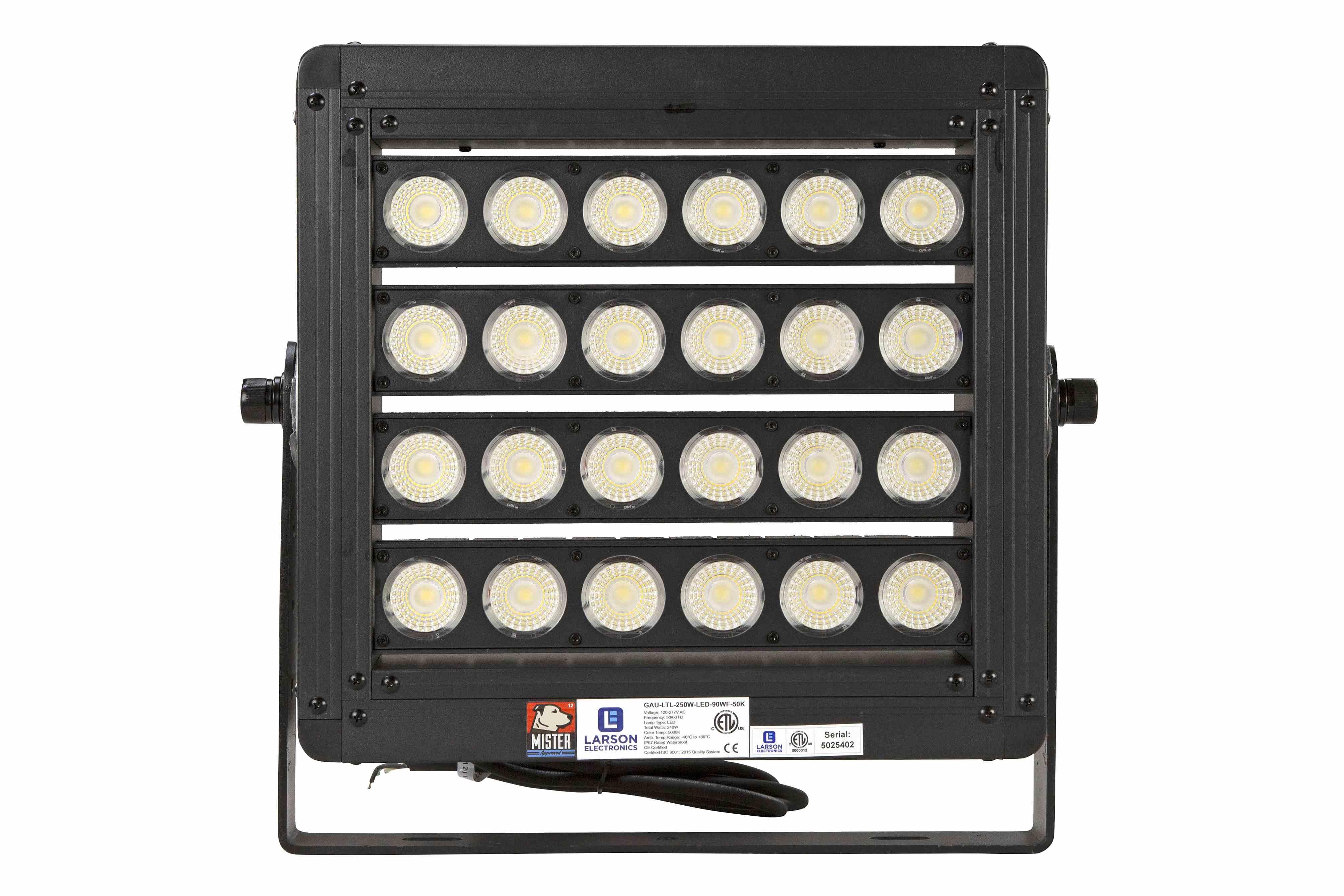 Larson Electronics 240 Watt High Intensity Led Light
