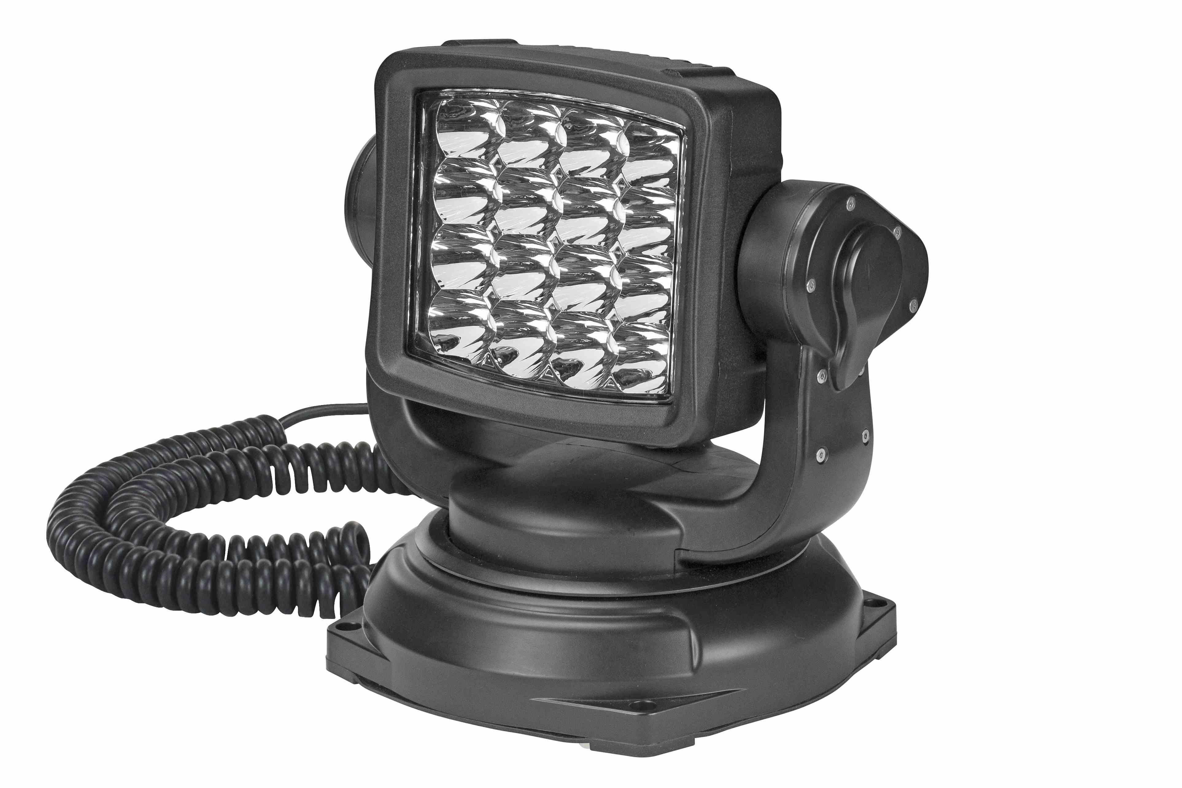 Gl 7900 Golight Radioray Portable Remote Control Spotlight Spot Light Wiring Diagram Hi Res Image 3