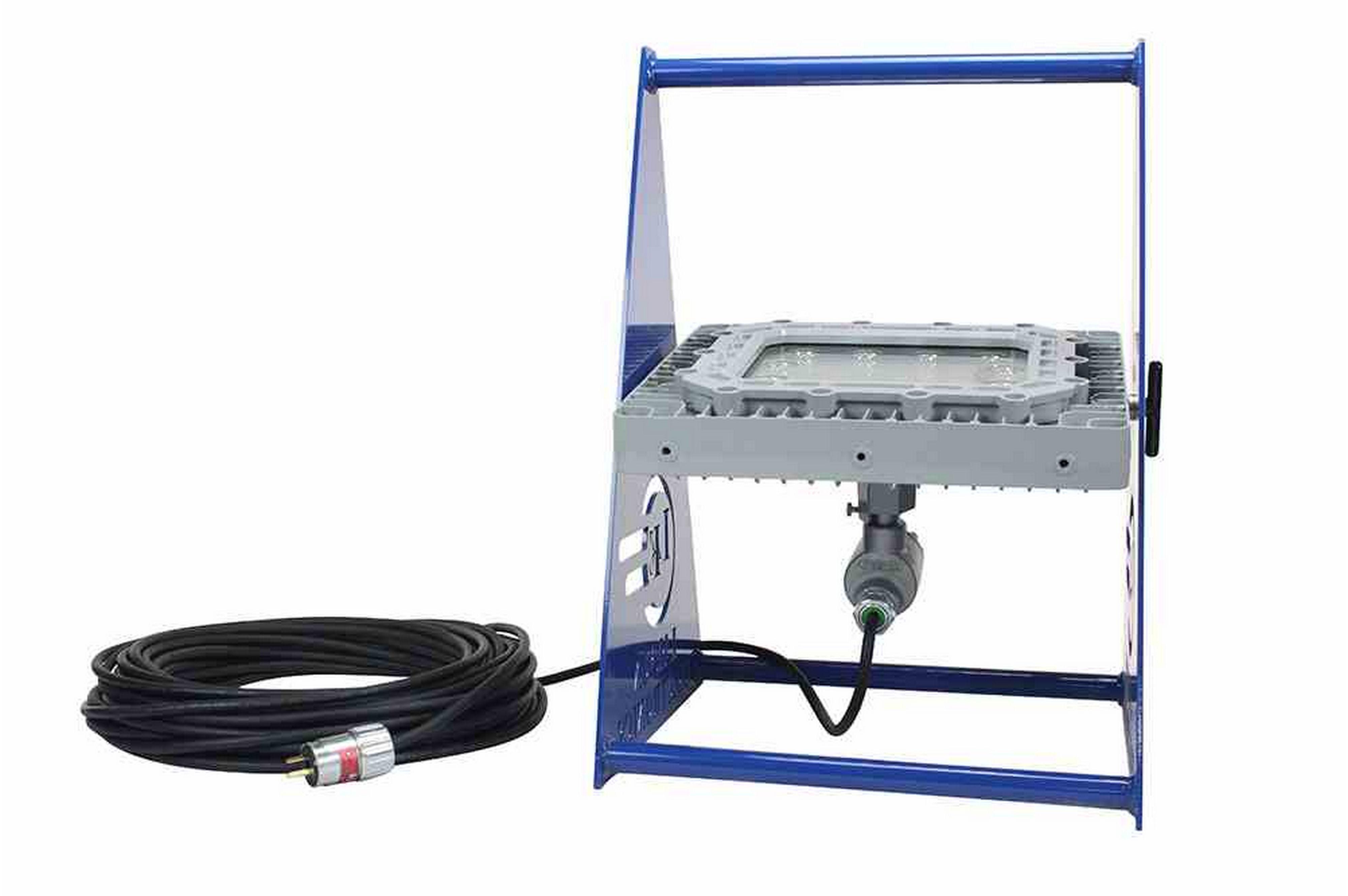 100w Explosion Proof Ultraviolet Portable Led Light Fixture C1d1 100 Watt Metal Halide Wiring Diagram Hi Res Image 3 Class 1 Division