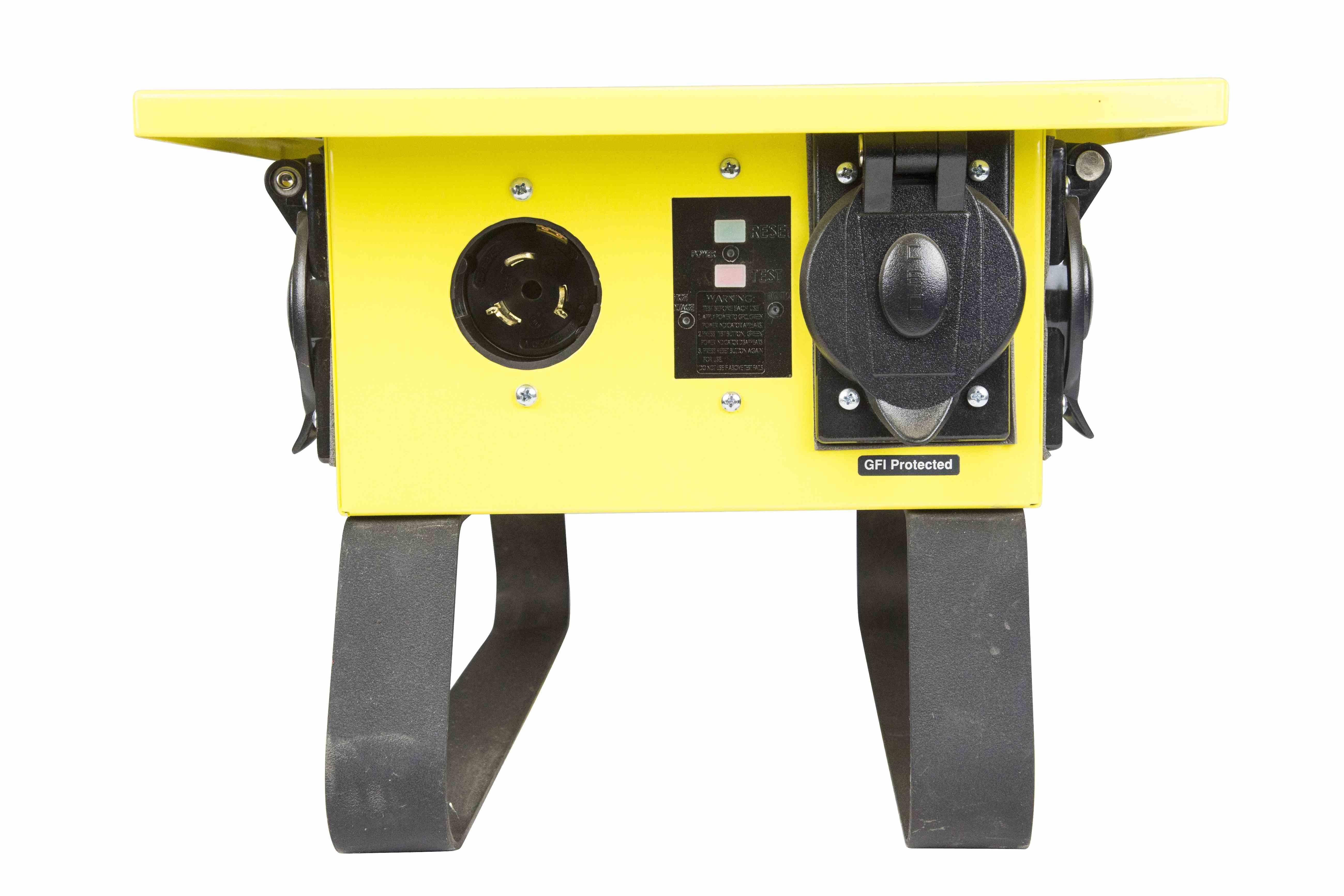 Portable Spider Box  120208V  560B9W Input   1  CS6369