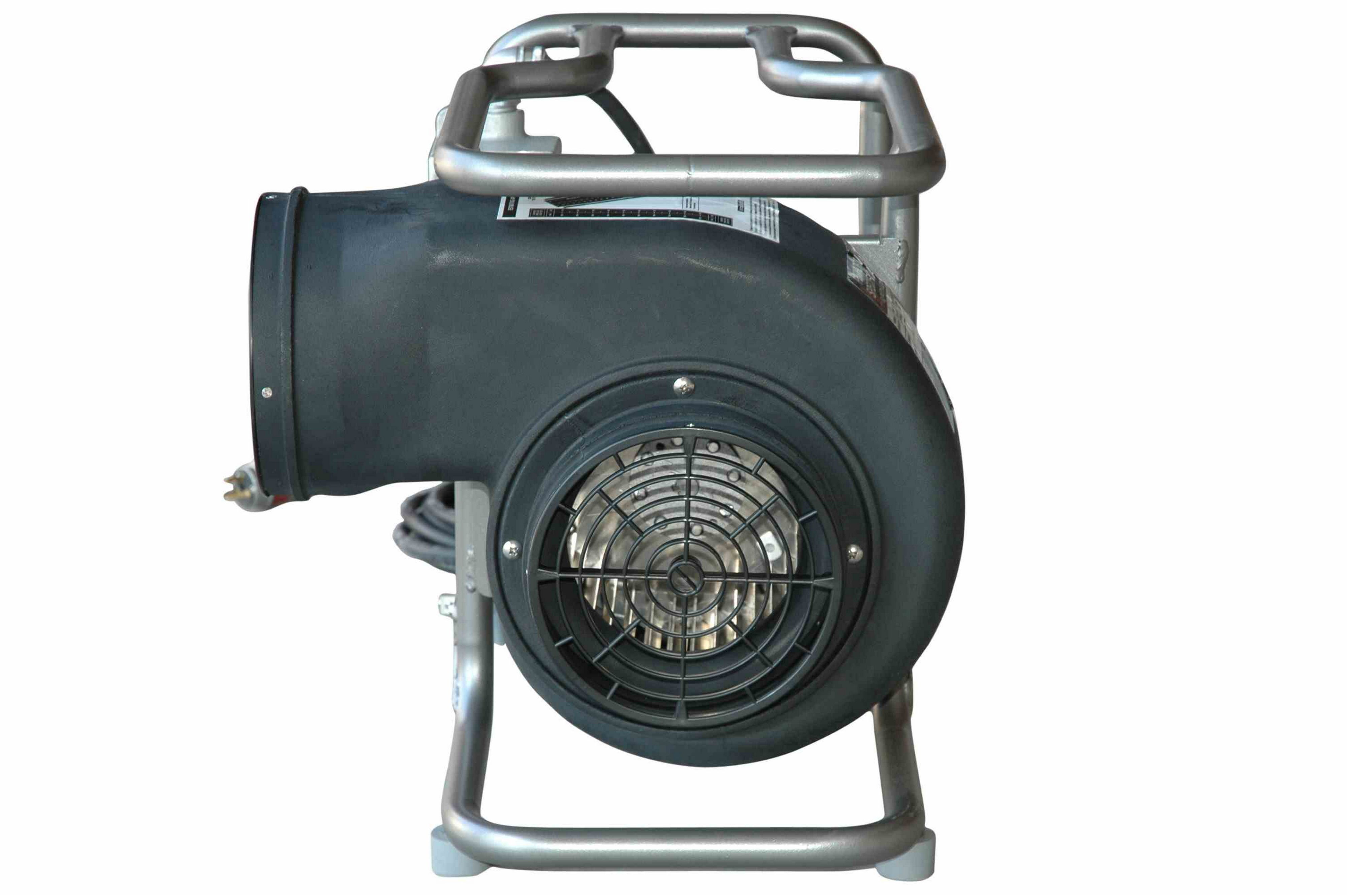 Portable Exhaust Blower : Explosion proof fan blower ventilator electric