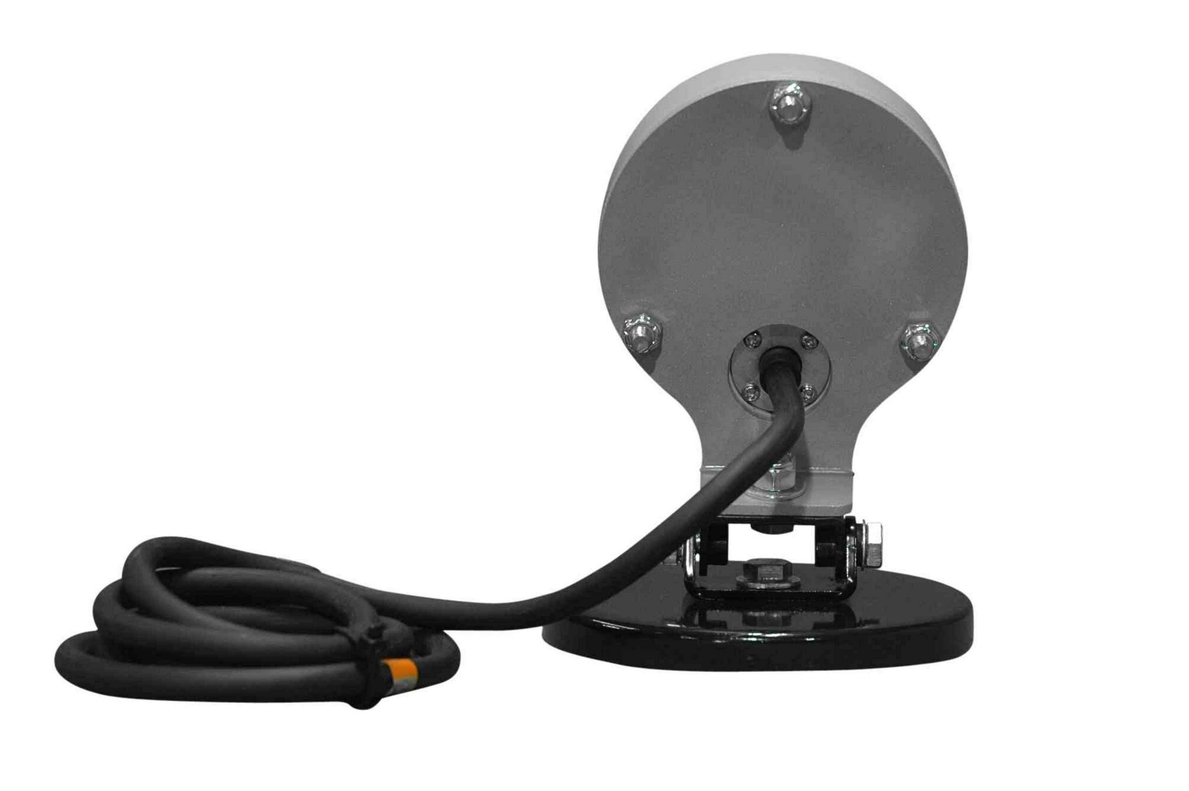 800 Lumens Magnetic Base -Infrared850-Spot-16 Straight Cord 2-pin Deutsch Connector Aluminum Housing 12 Watts ML-LEDLB-4R