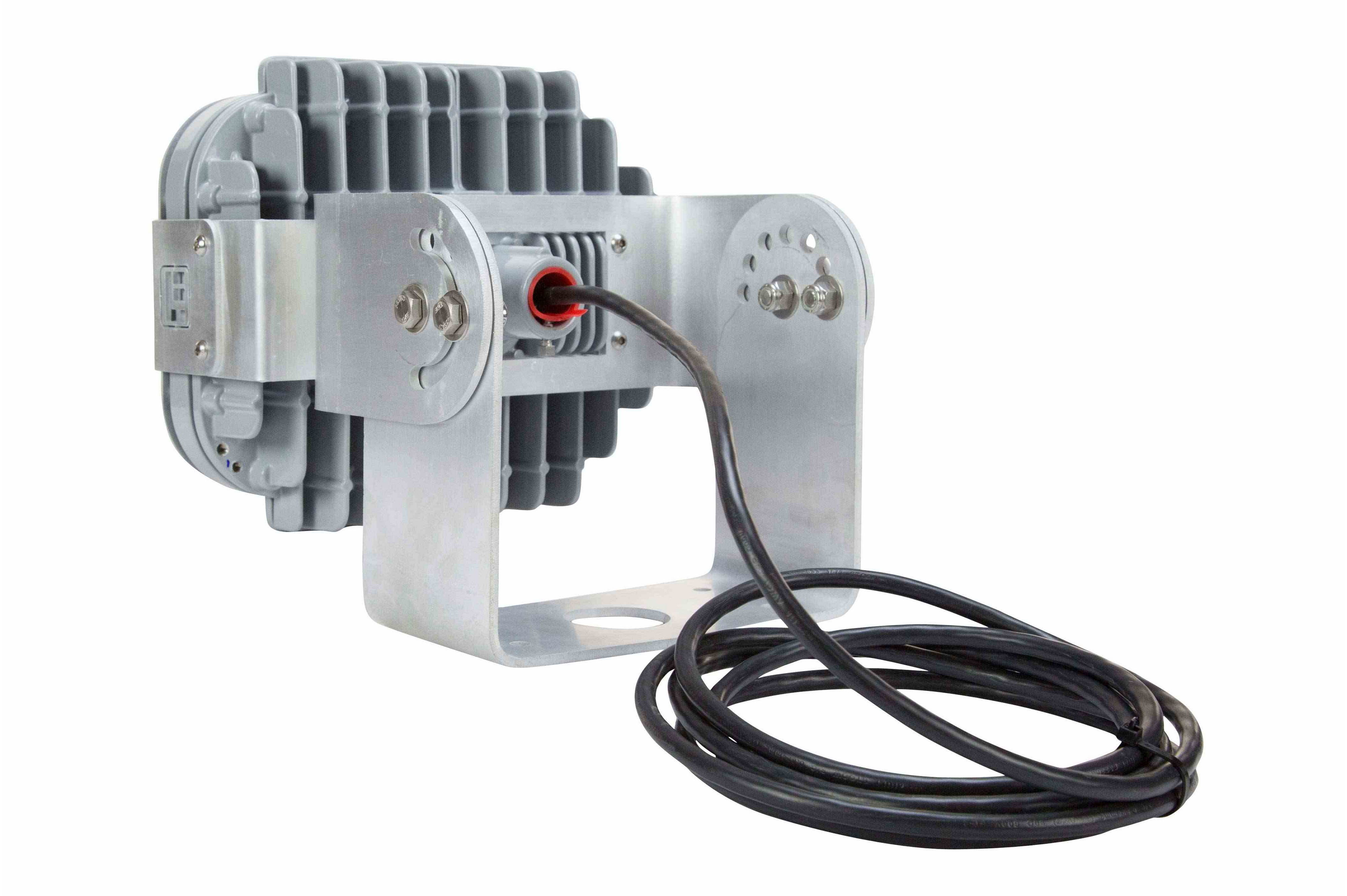 Explosion Proof 70 Watt Low Profile Wall Mount Led Light Fixture Wiring Mounted Hi Res Image 5