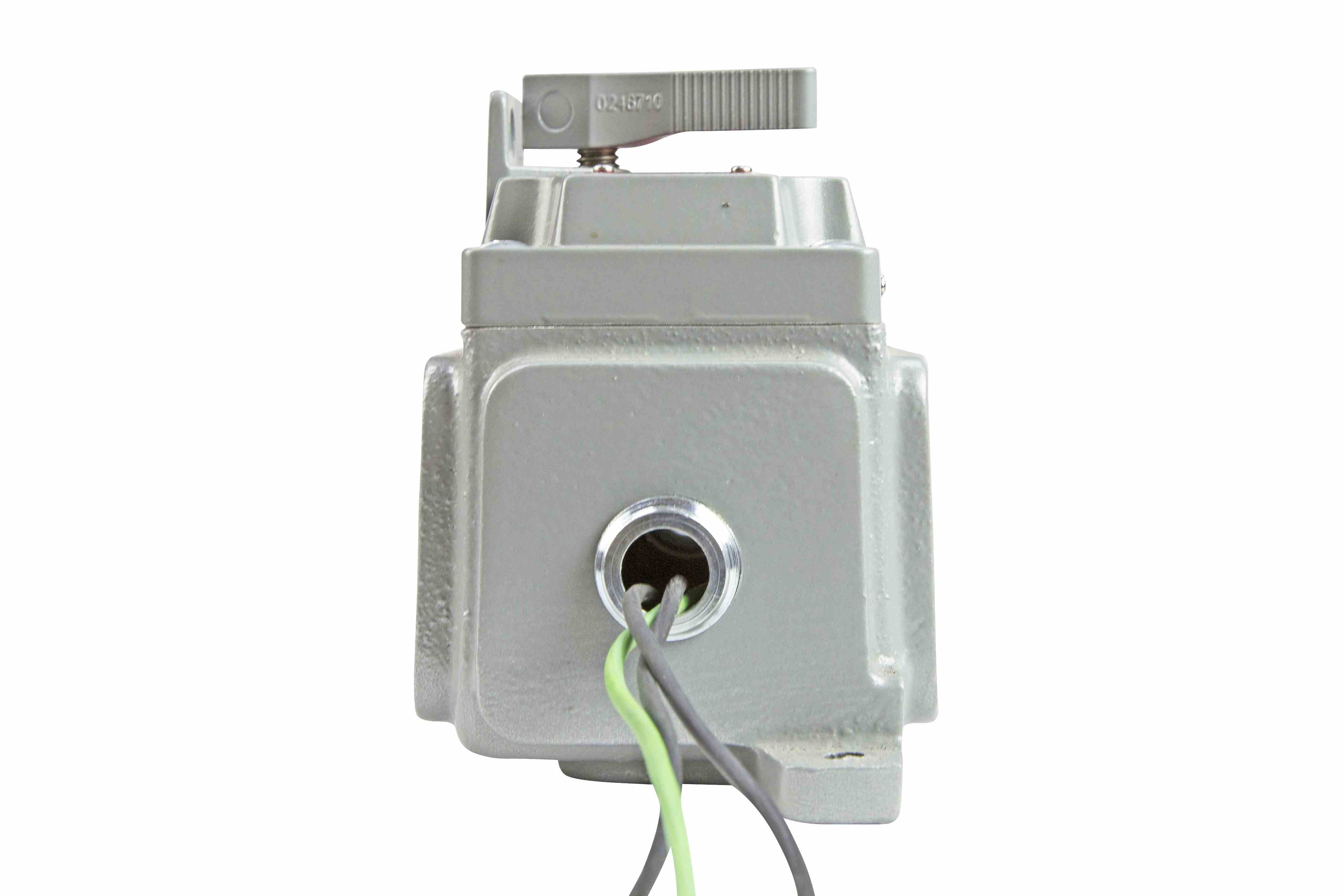 Explosion Proof On/Off Switch - Class I, Div. 1 & 2 - Class II, Div ...