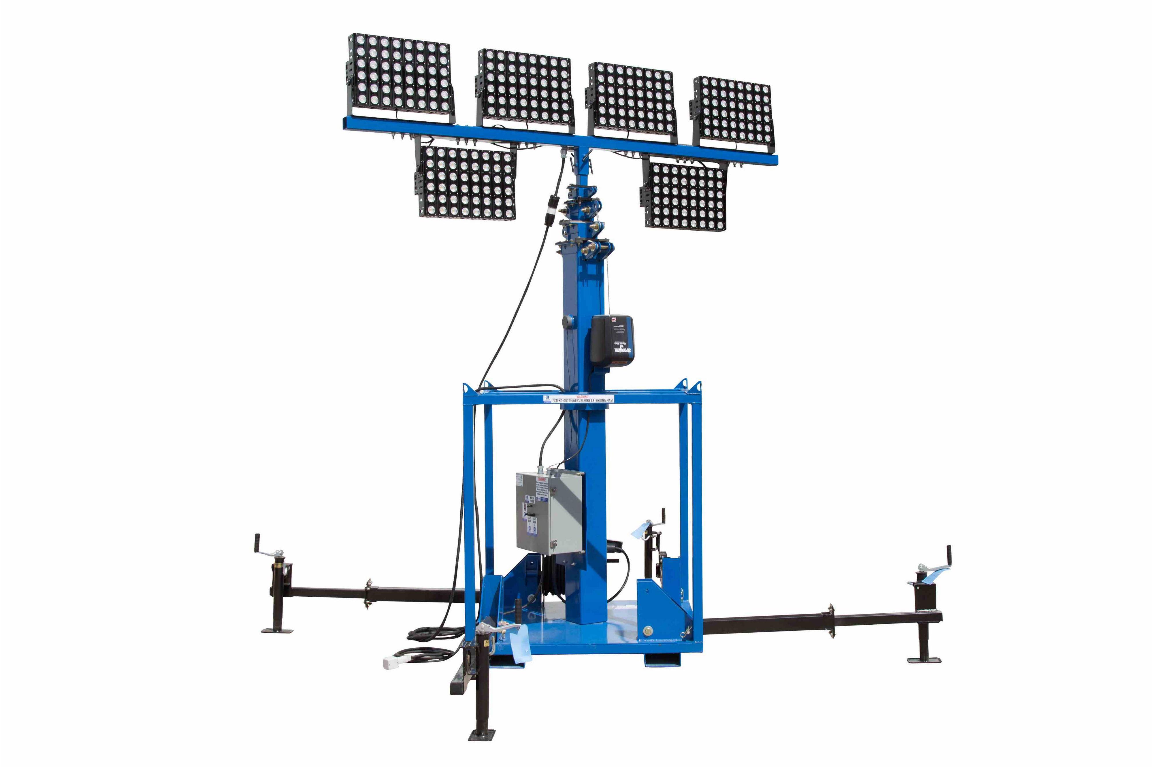 3000 Watt High Intensity Led Light Plant Skid Mount Five Stage 4x4x4 Cube Schematic Strip Lighting Wiring Diagram Hi Res Image 8 2400