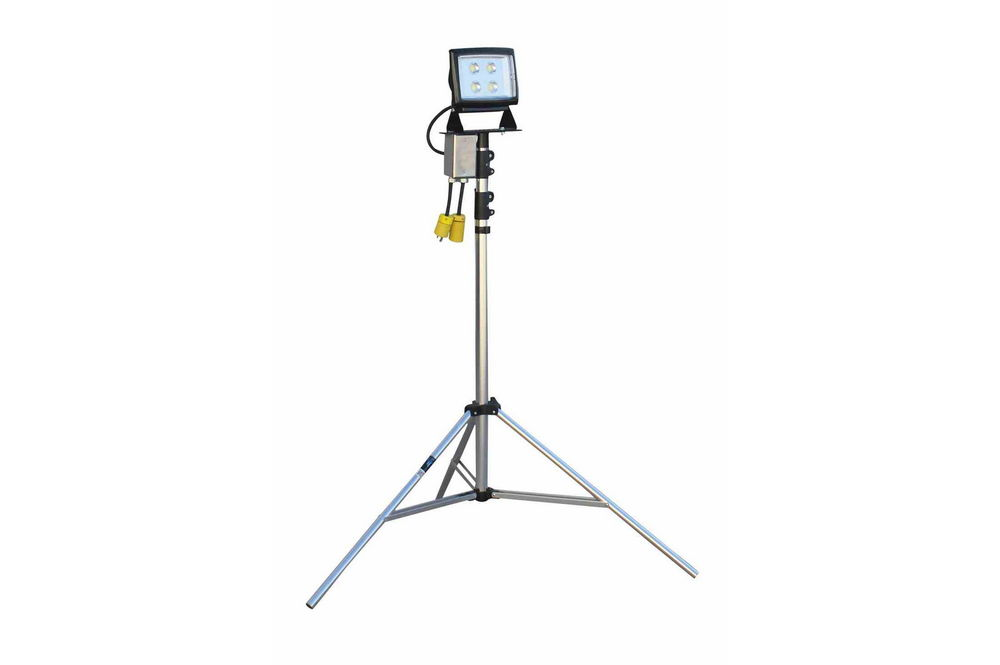 Click to see Tripod Mounted Search Light Towers
