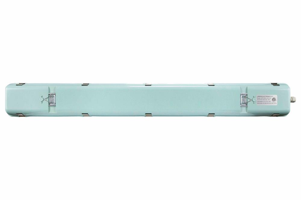 56 watt vapor proof led 4 foot light for outdoor - Exterior light with battery backup ...