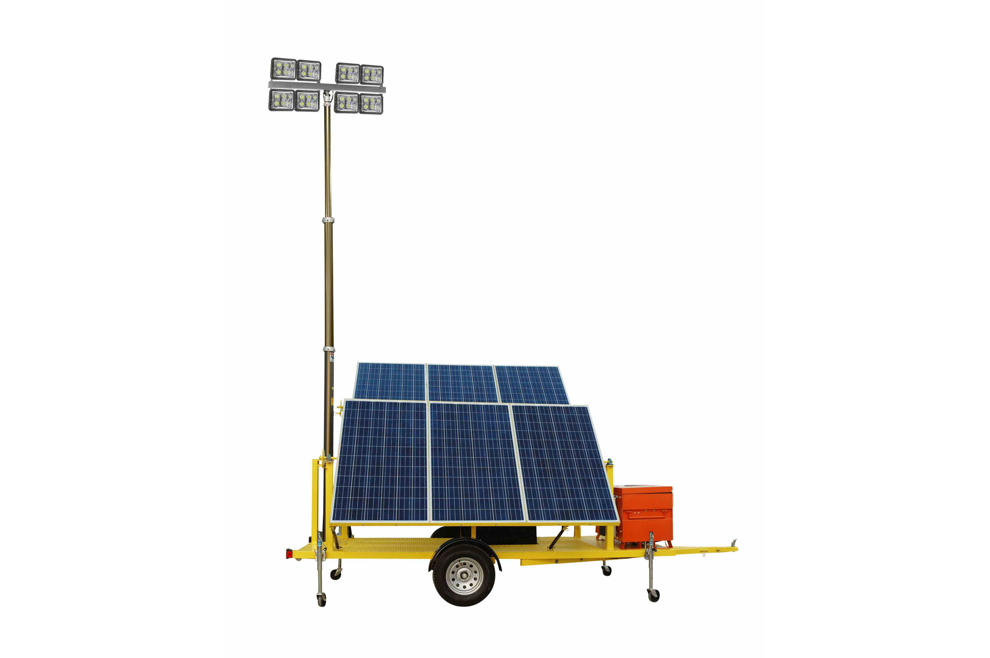 Larson Electronics Releases A 1 5KW Solar Powered Light
