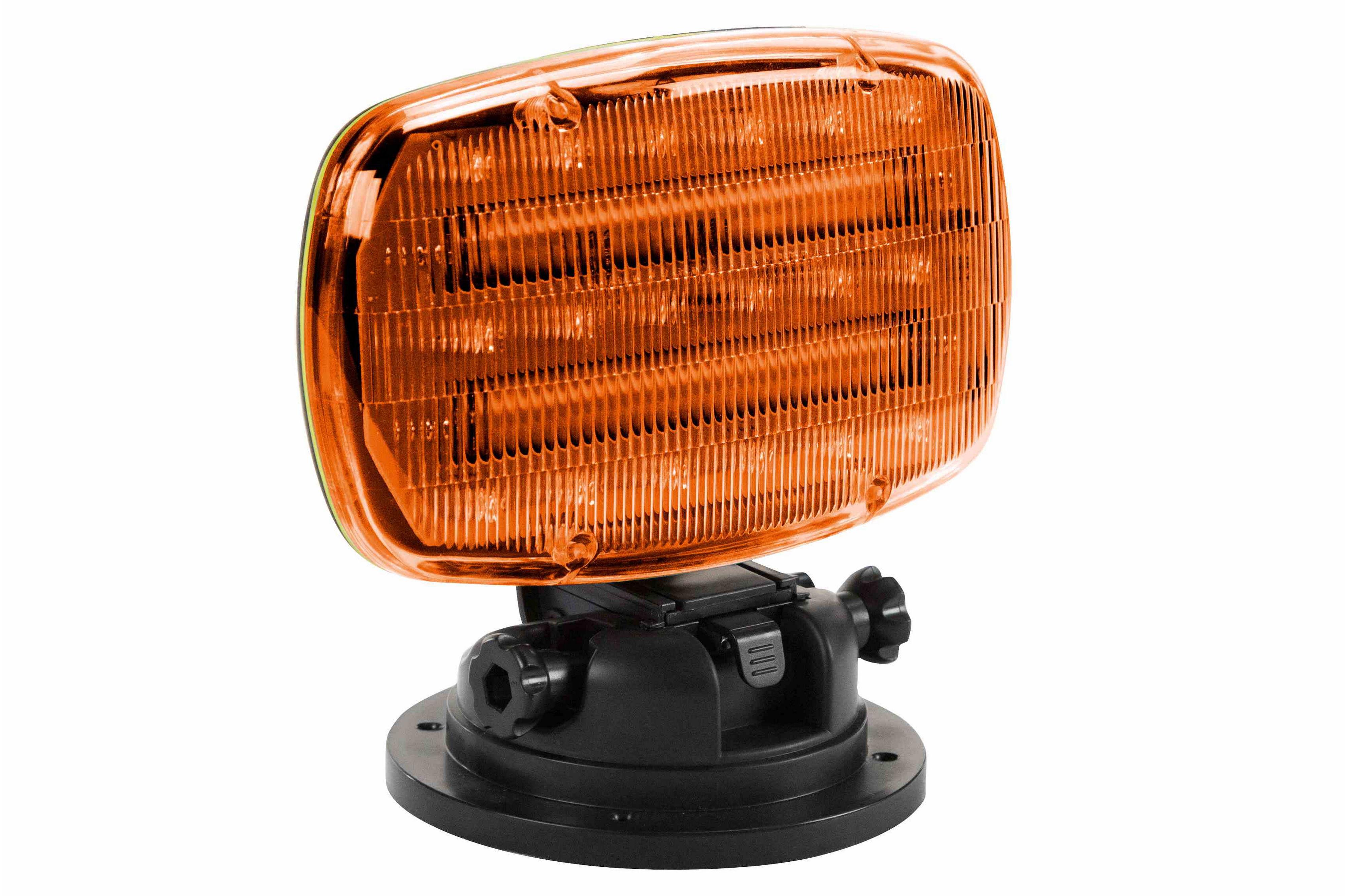 Light Equipment Transport : Led strobe light battery powered with adjustable locking