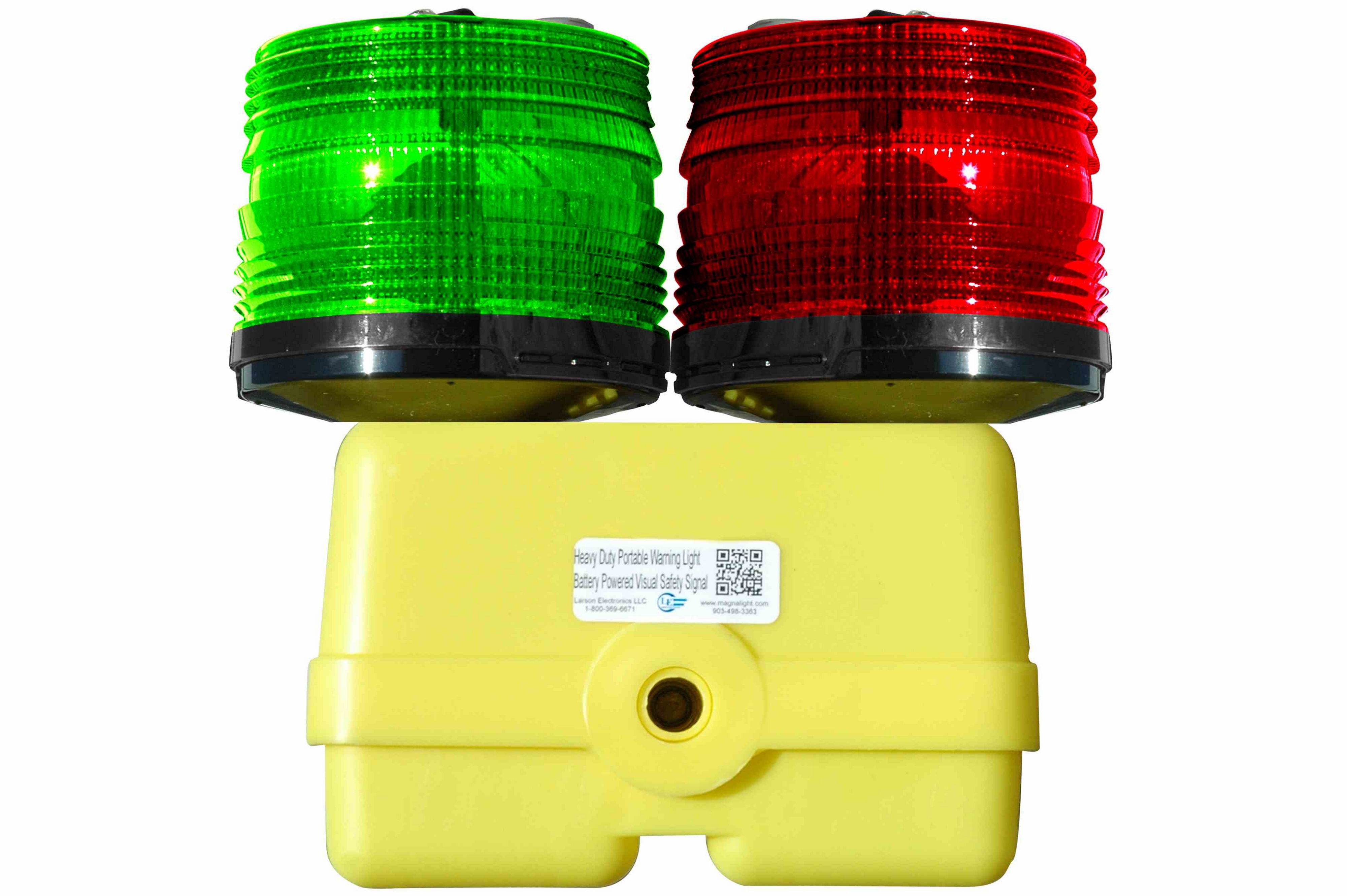 heavy duty emergency runway light battery powered red. Black Bedroom Furniture Sets. Home Design Ideas