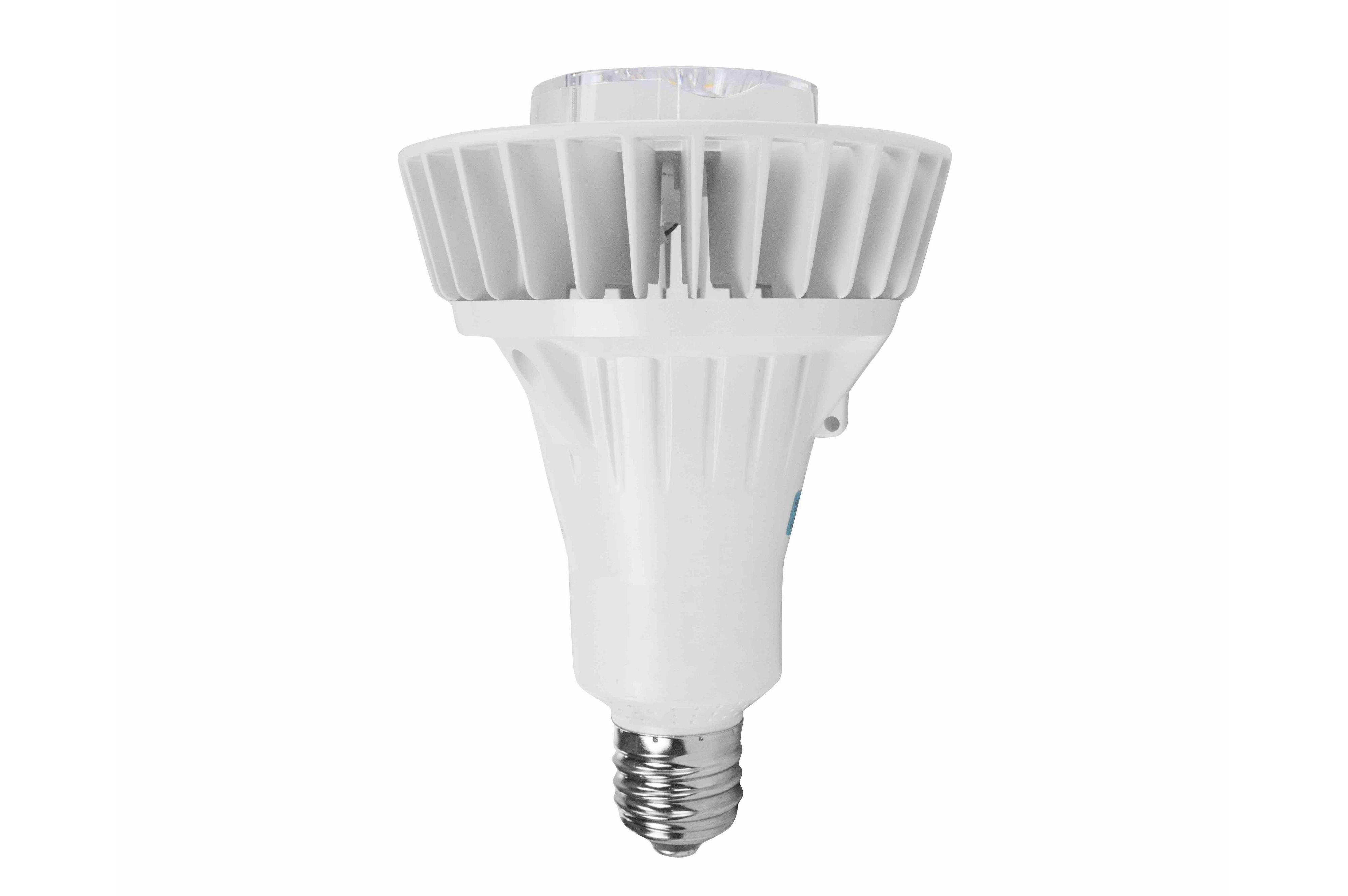 43 watt bt56 led lamp 4 200 lumens e39 screw base 120 277v ac replace metal halide and. Black Bedroom Furniture Sets. Home Design Ideas