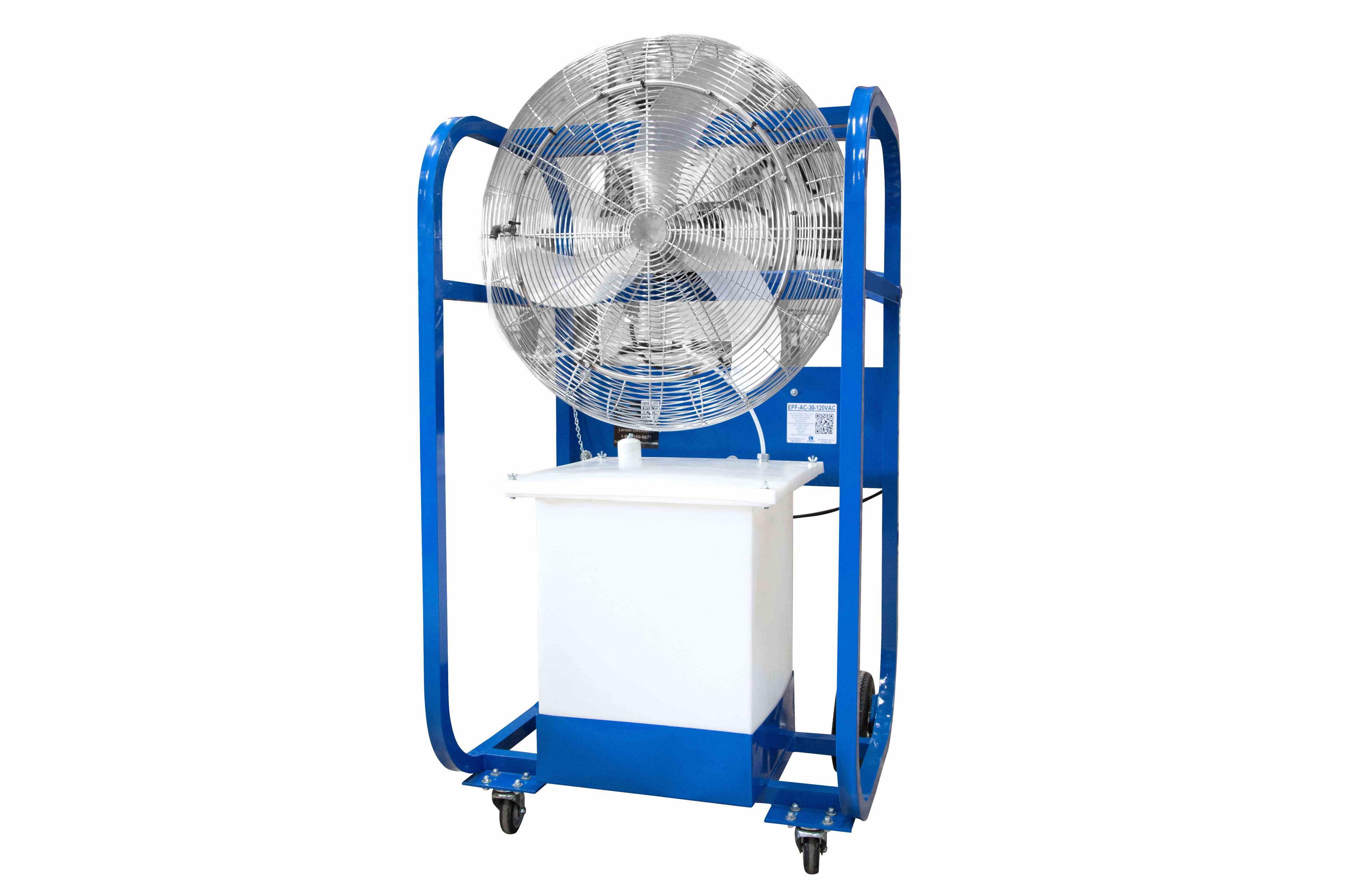 explosion proof portable evaporative cooler 24 od 8723 cfm 34