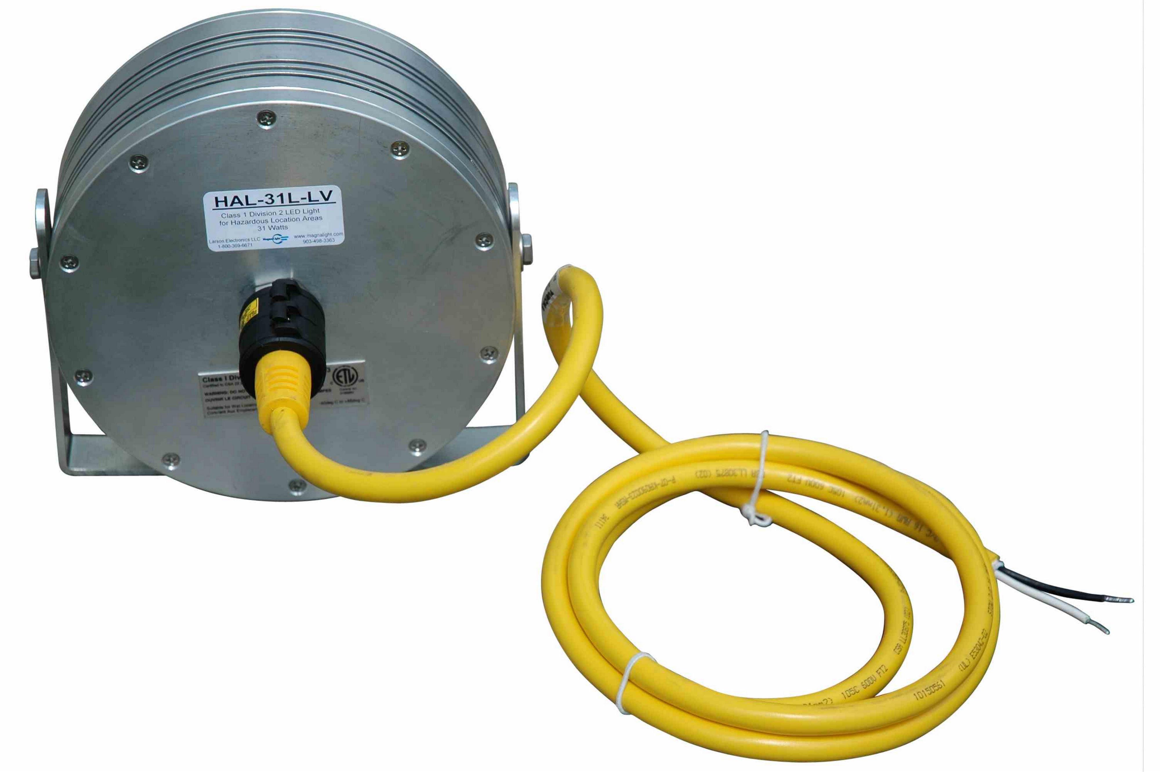 31 Watt Low Voltage LED Fixture for Hazardous Location Lighting ...