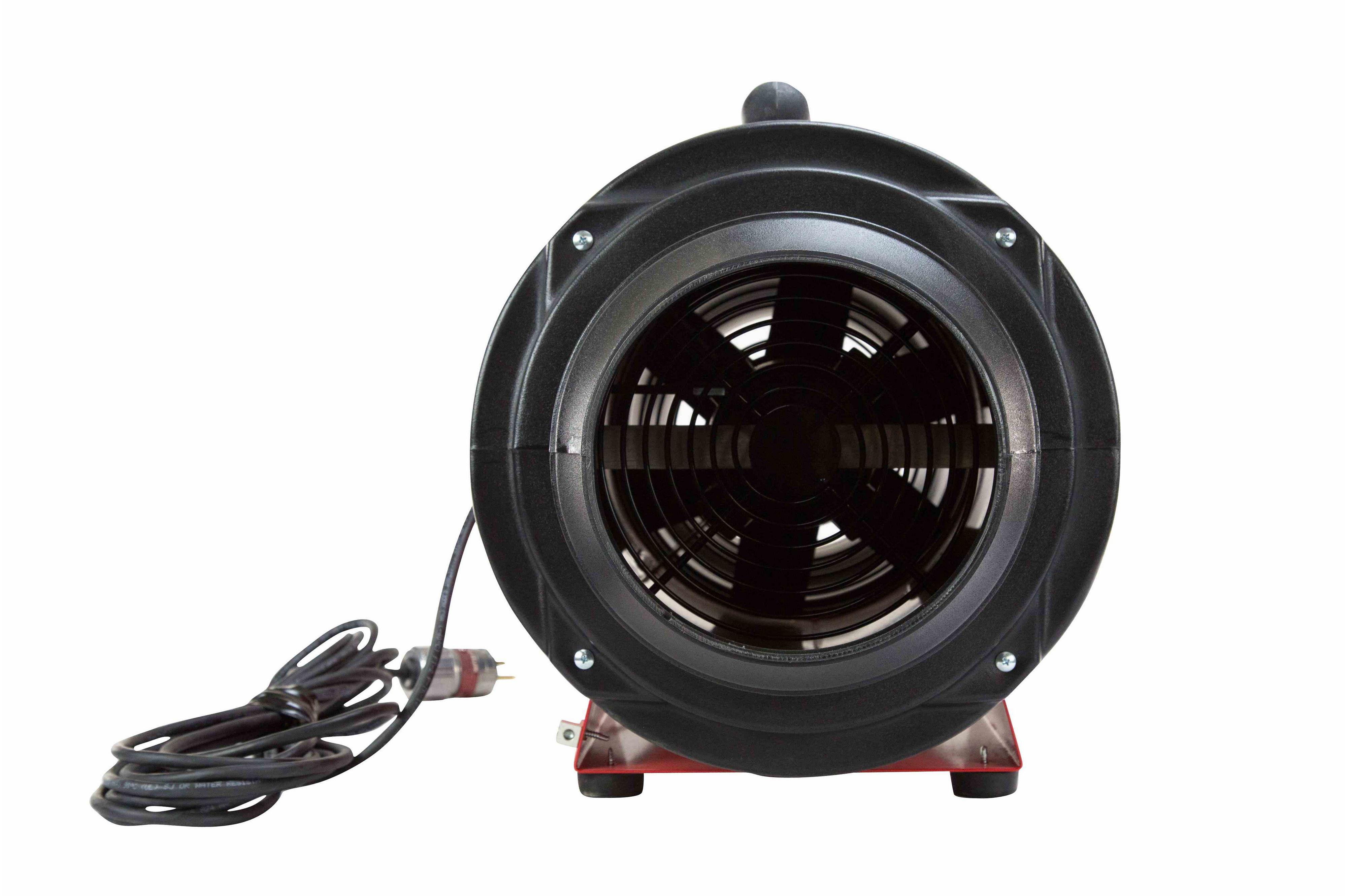 Explosion Proof Electric Fan Blower Ventilator Class I Div. I 1/3  #6D3E3C