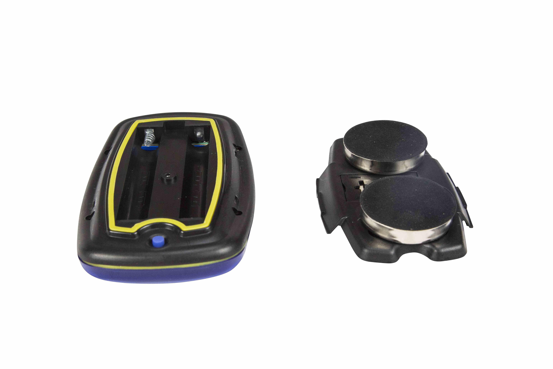 LED Blue Strobe Light - 18 LEDS - Battery Powered - Dual Magnet ...