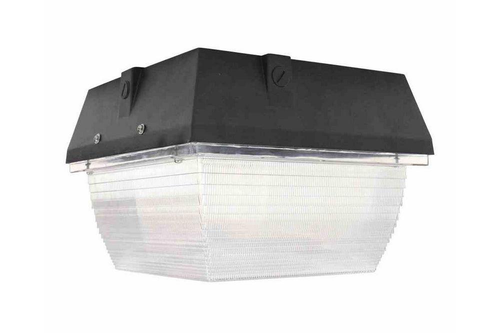 90 watt traditional led canopy light replaces 400 watt metal ledhcl 900 arubaitofo Images