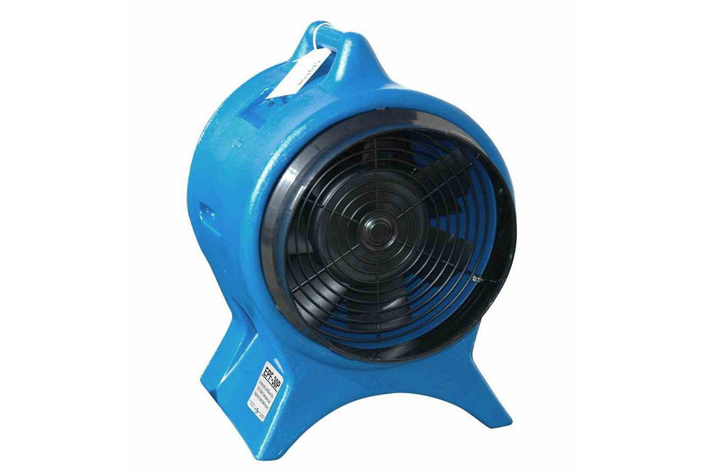 Explosion Proof Fans : Explosion proof ventilation fan redirects stale air from