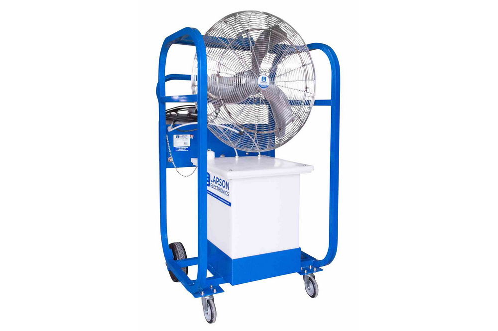 Portable Fan In A Classroom : Rental explosion proof portacool portable evaporative