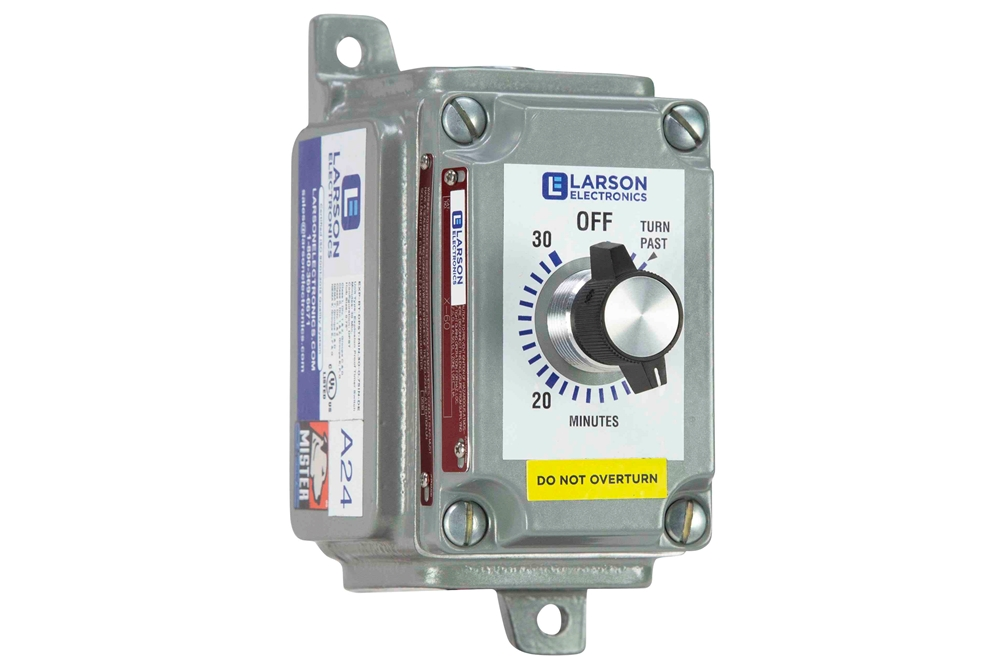 Explosion Proof Timer Switch - Class I  Ii  Iii