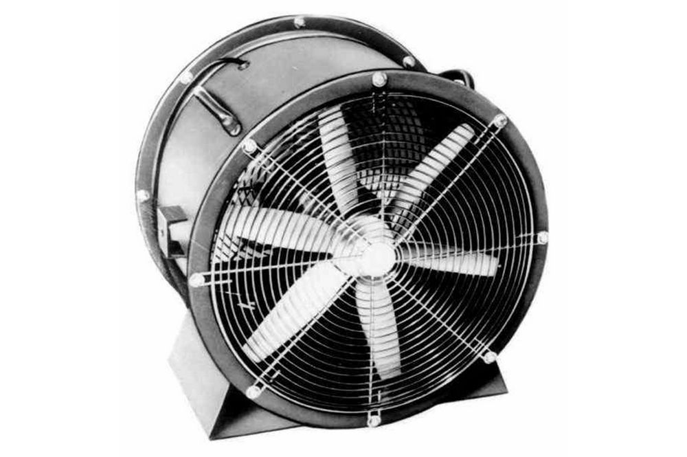 36 Quot Explosion Proof High Velocity Fan Pedestal Base