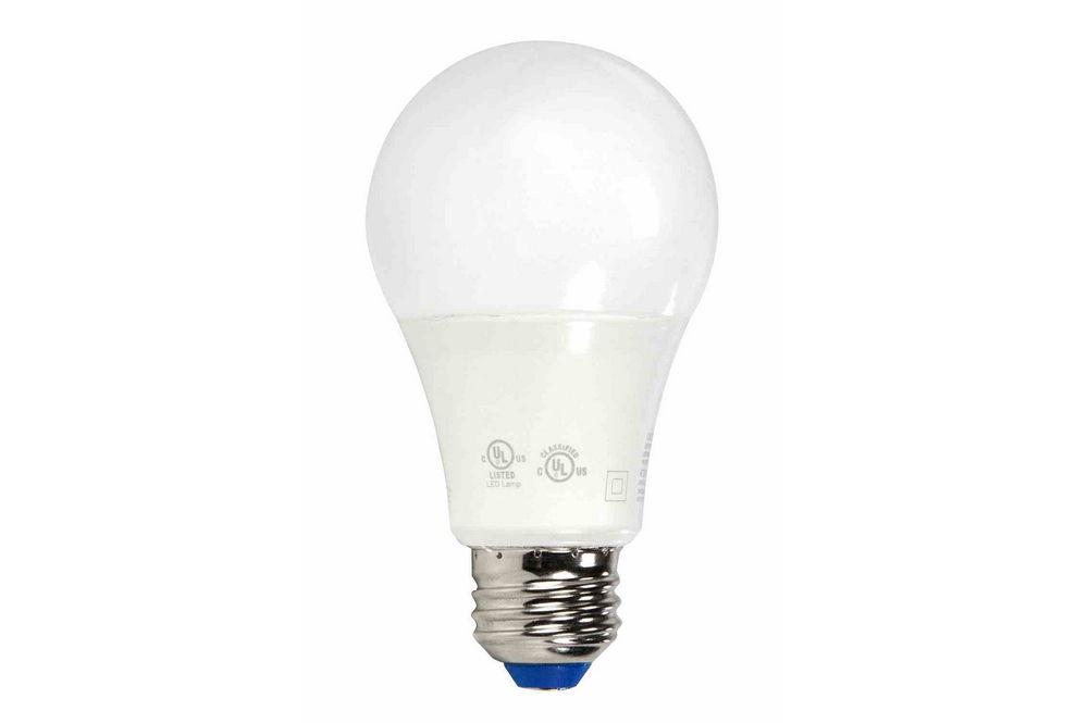 omni directional 9 watt led light bulb small form factor a19 enclosed fixtures 100 277v. Black Bedroom Furniture Sets. Home Design Ideas