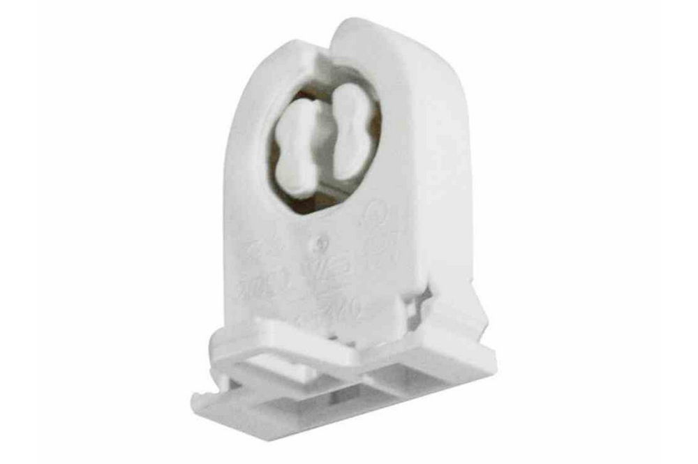 t8 fluorescent prong tombstone for hal series t8 and led. Black Bedroom Furniture Sets. Home Design Ideas