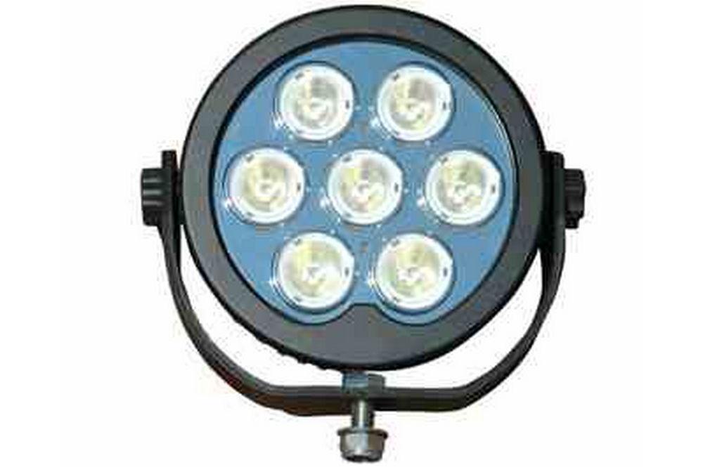 marine grade 70 watt led spot flood light 9 48 volts. Black Bedroom Furniture Sets. Home Design Ideas