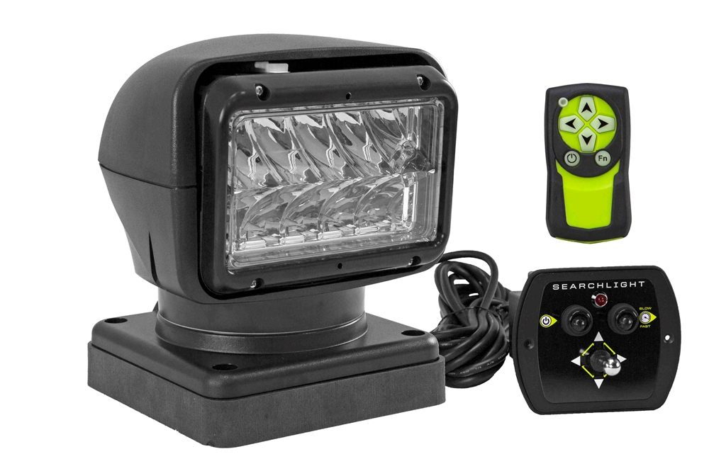 20494 m magnetic golight remote control led spotlight wired gl 9049 m