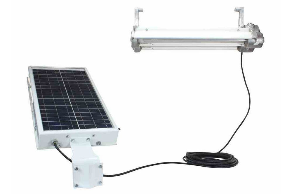 Solar Powered Explosion Proof Led Lighting C1d1 2ft