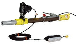 10 Watt Work Area LED Blasting Light - High Output LED Blasting Gun Light - 120-277V AC - 200' Cord