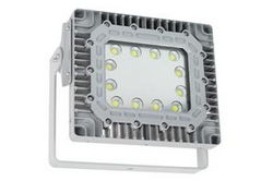 100 Watt Explosion Proof LED Wall Pack Light - Surface Mount - 11,667 Lumens - Class II Div 1