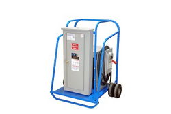 *RENTAL* -Portable Temporary Distribution Panel - 480V to 120/208Y - 45 KVA Transformer - 100 Amp MB