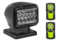 24 Volt Golight Stryker GL-3066 juhtmeta kaugjuhtimispult Spotlight w / 2 kaugjuhtimispuldid