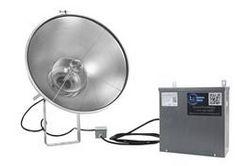 1500 Watt Metal Halide Light w / 30 'Cord Bewteen Light and Remote Nema 3R Caja de lastre
