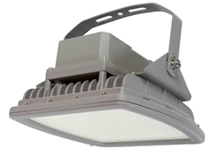100 Watt Hazardous Locations Low Profile LED Light Fixture - Class 1 Div 2 - ATEX Rated - 120/277V