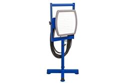 Luz LED para ubicaciones peligrosas 185 Watt - Base Soporte para montaje - C1D2 - ATEX - Cable para pie 100 con conector EXP