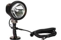Spotlight - 35 Watt HID - 15 Million Candlepower - käeshoitav w / magnetpõhi - 16 'Coil Cord-cigarette